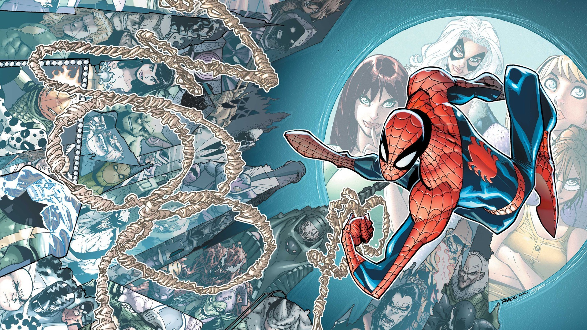 Res: 1920x1080, Comics Spider-Man Marvel Comics wallpaper |  | 231667 | WallpaperUP