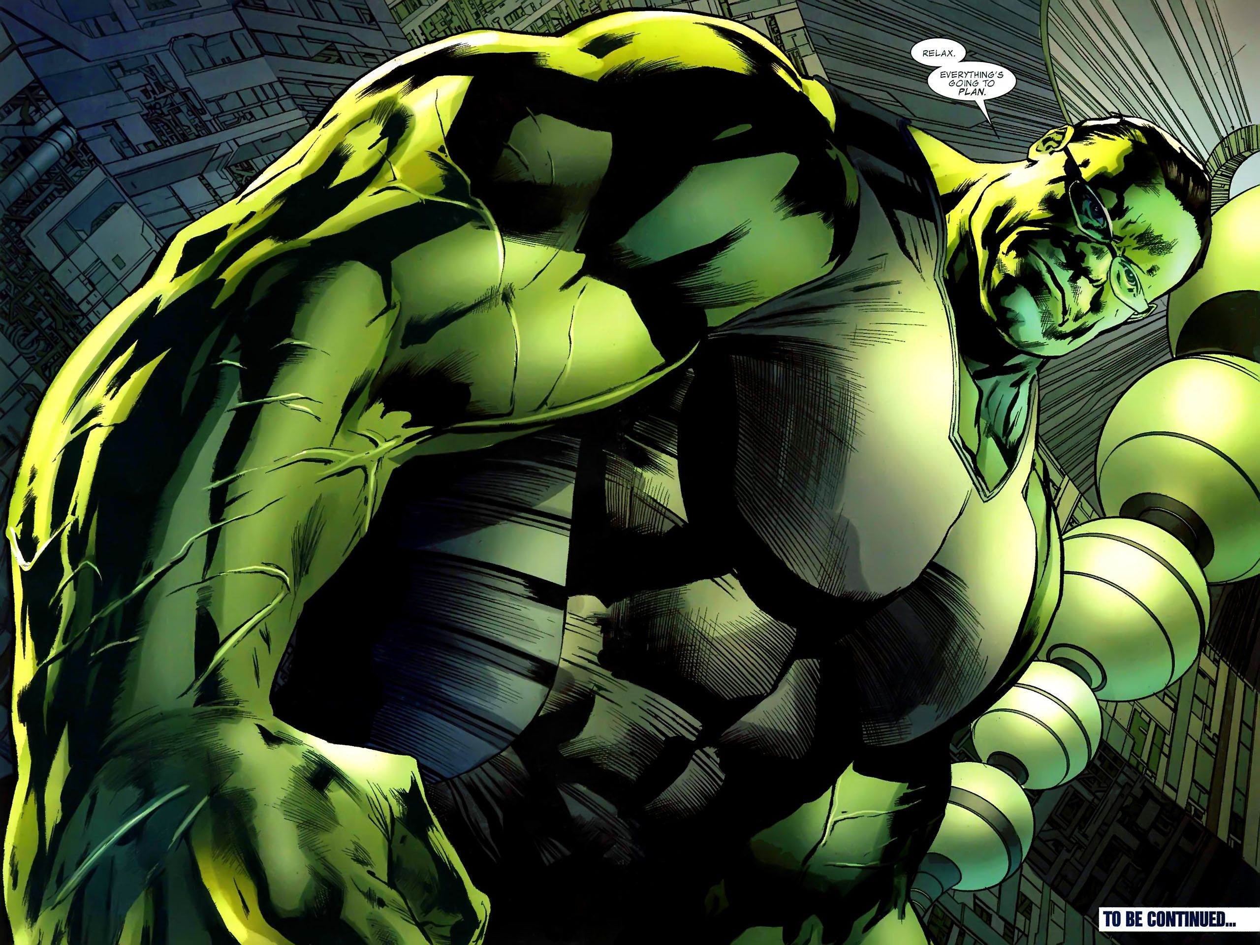 Res: 2560x1920, Incredible Hulk Marvel Comics Wallpaper