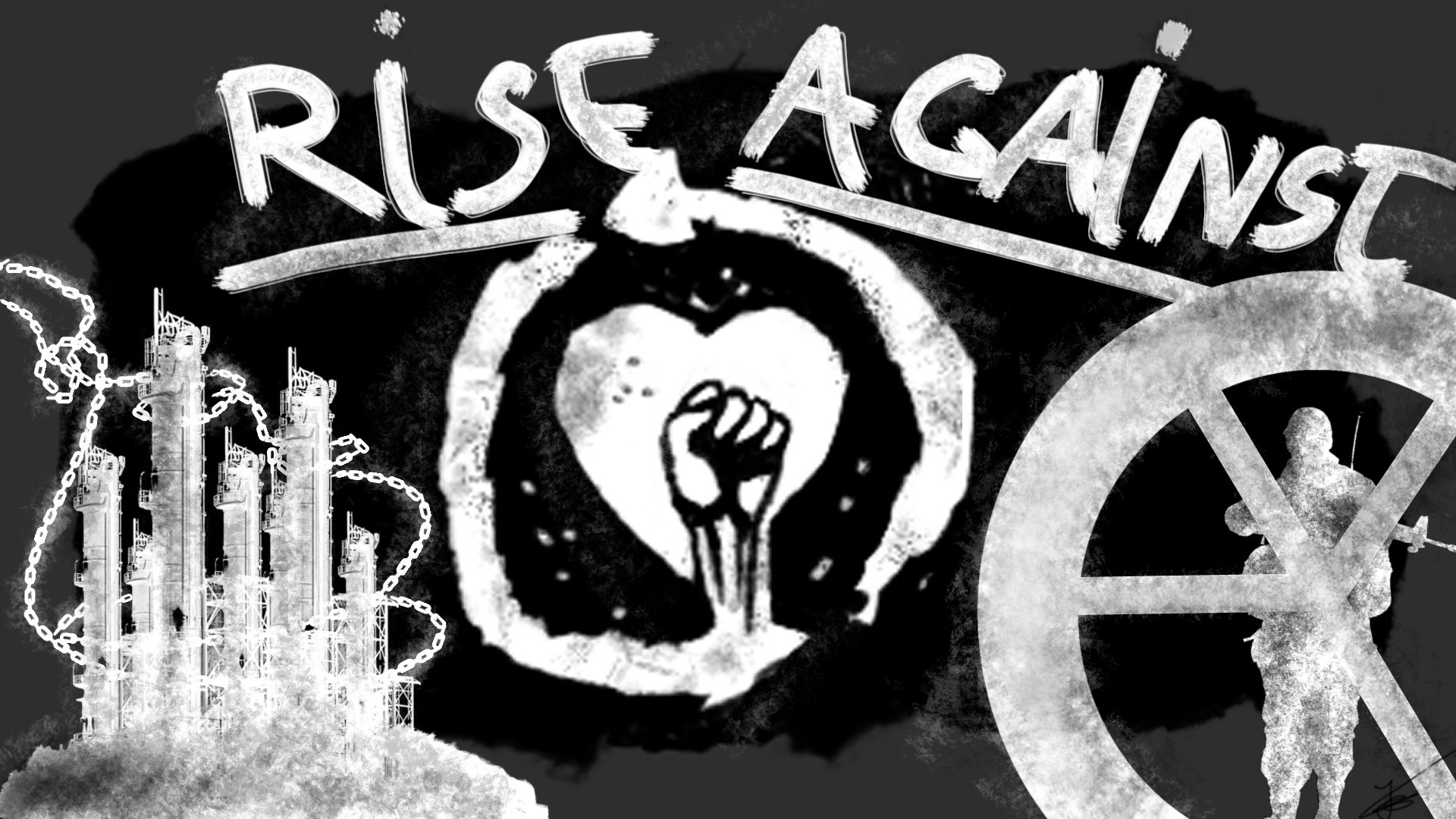 Res: 1920x1080, Rise Against Wallpapers 11 - 1920 X 1080