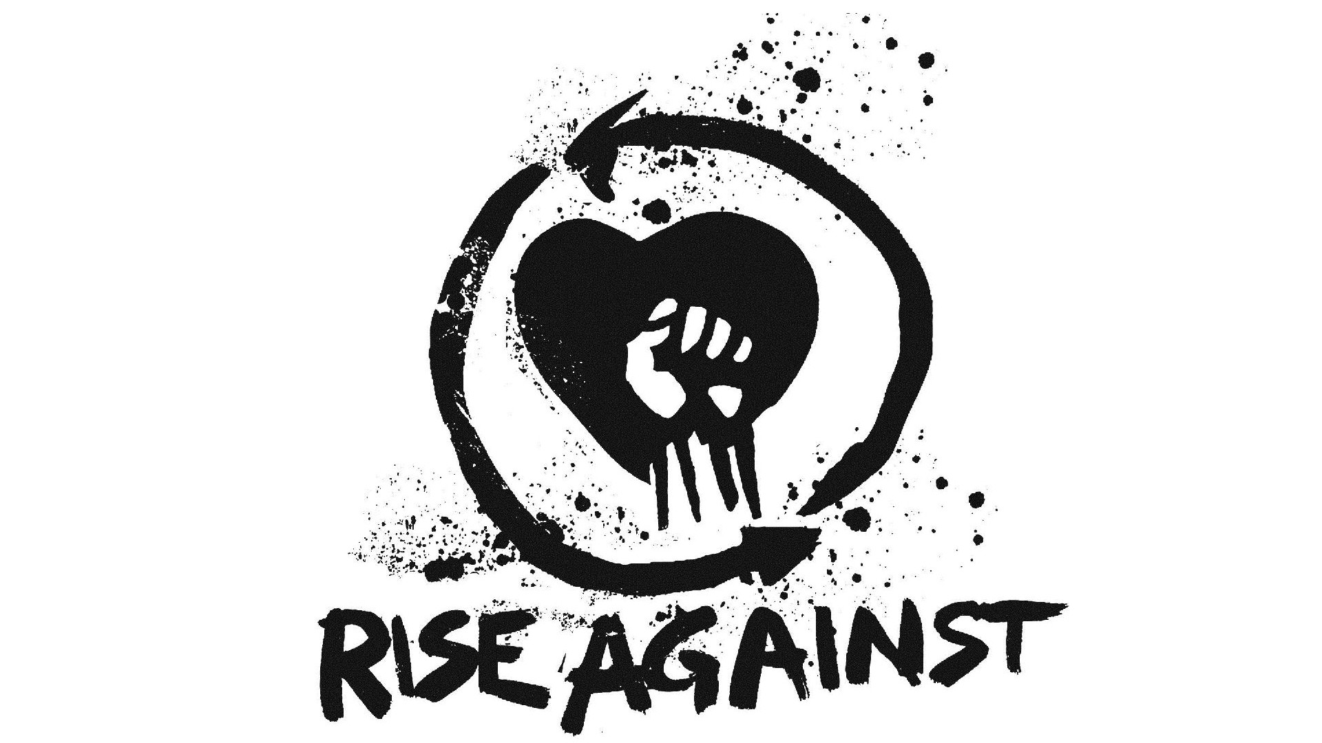 Res: 1920x1080, Musik - Rise Against Wallpaper