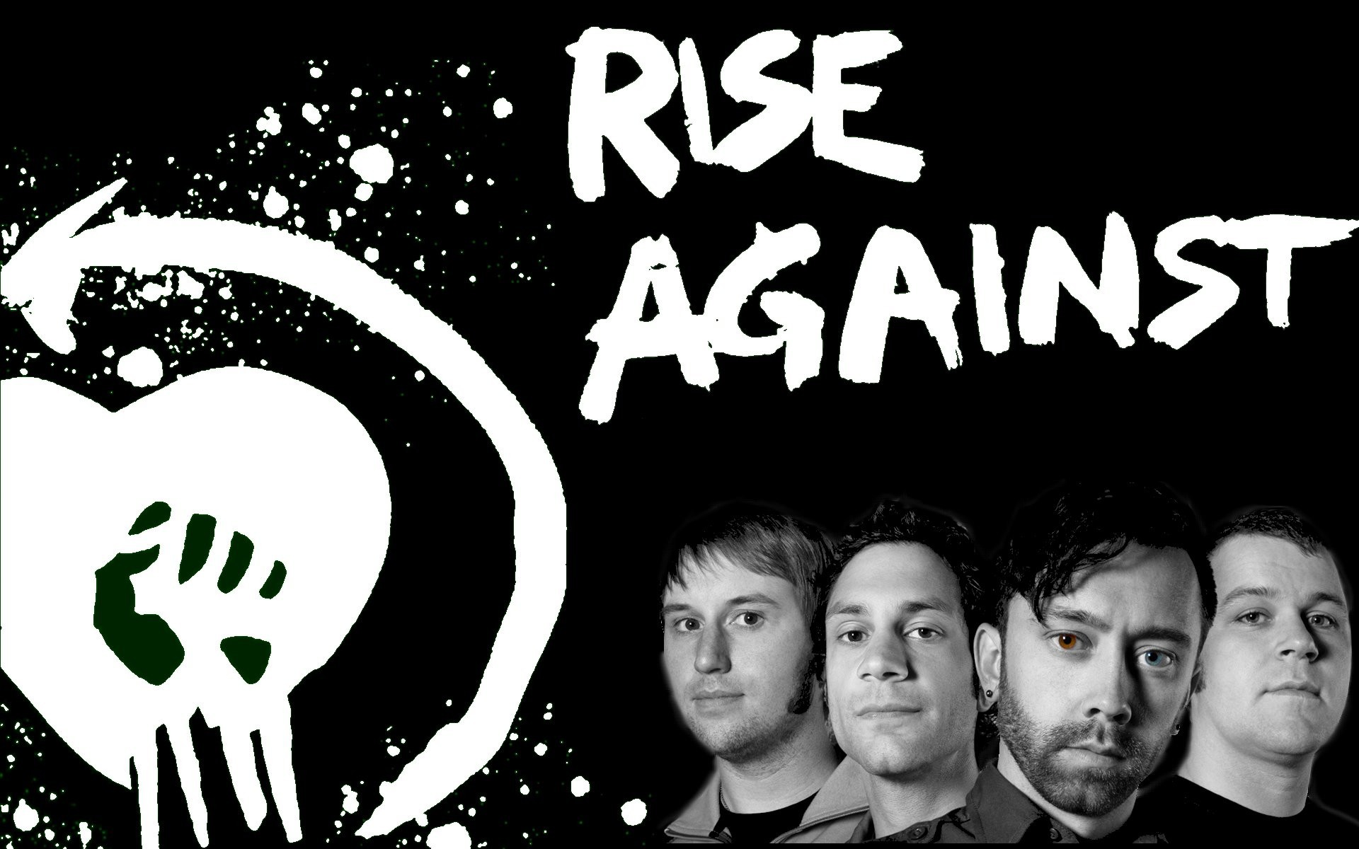 Res: 1920x1200, Rise against Wallpaper by byndinsnty ...