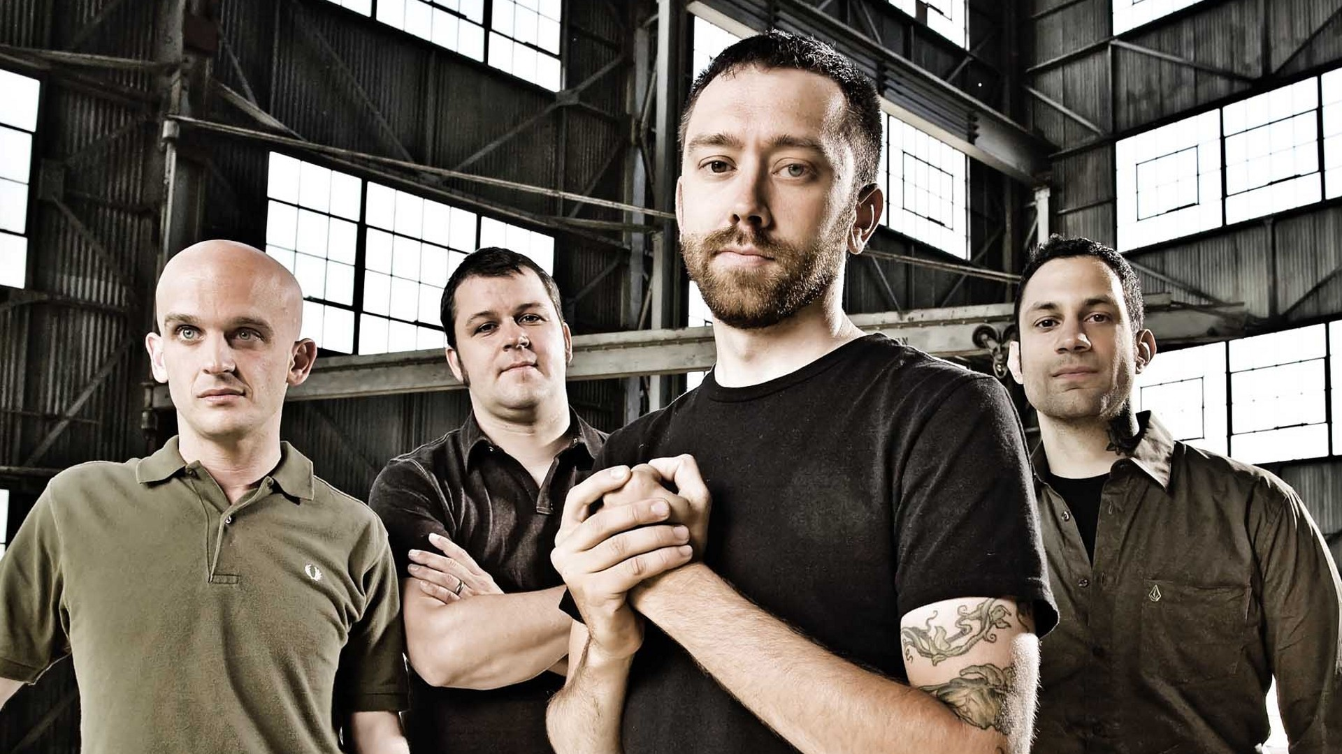 Res: 1920x1080, Get the latest rise against, band, tattoo news, pictures and videos and  learn all about rise against, band, tattoo from wallpapers4u.org, your  wallpaper ...