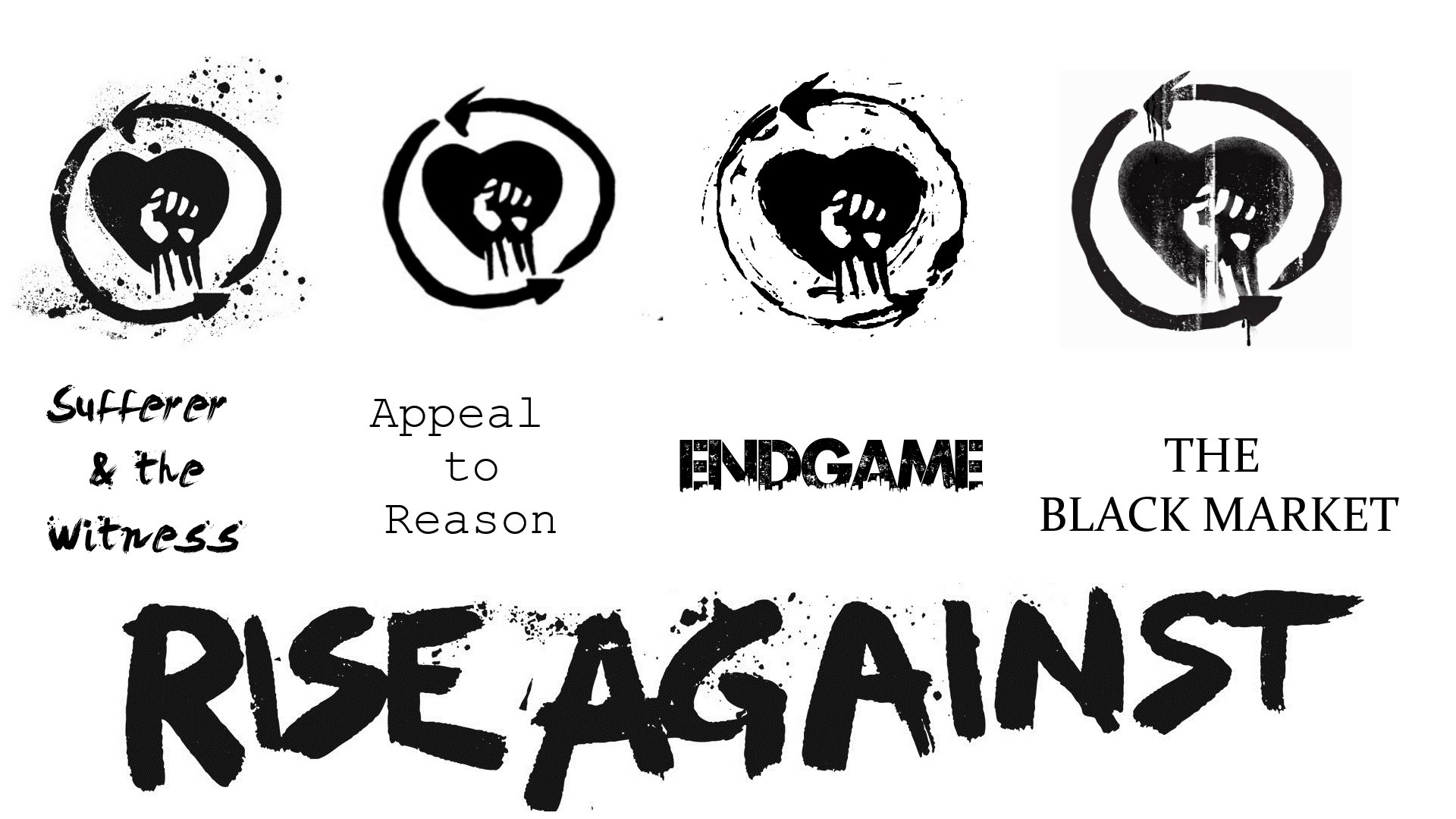 Res: 1920x1080, Rise Against Heartfist Evolution by iamdavidguy Rise Against Heartfist  Evolution by iamdavidguy