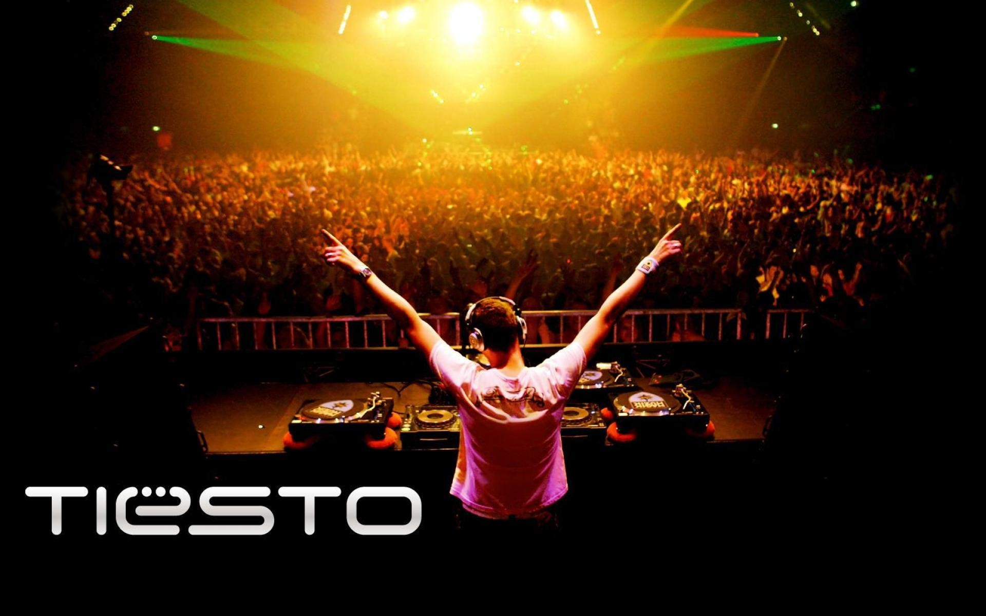 Res: 1920x1200, Tiesto Wallpaper