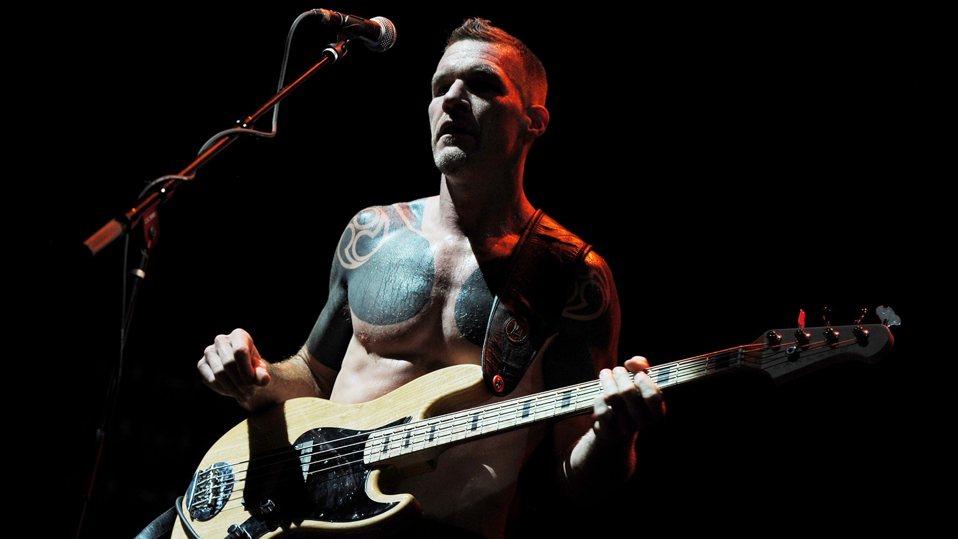 Res: 1920x1080, Tim Commerford Rage Against the Machine 1080p HD Wallpaper Background