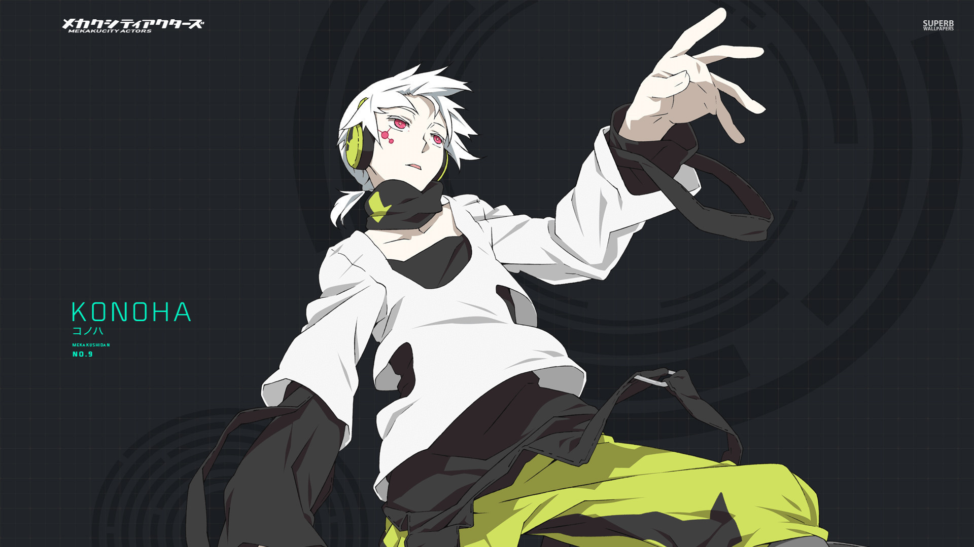 Res: 1920x1080, Tags: Anime, Kagerou Project, Wallpaper, HD Wallpaper, The Story Of The