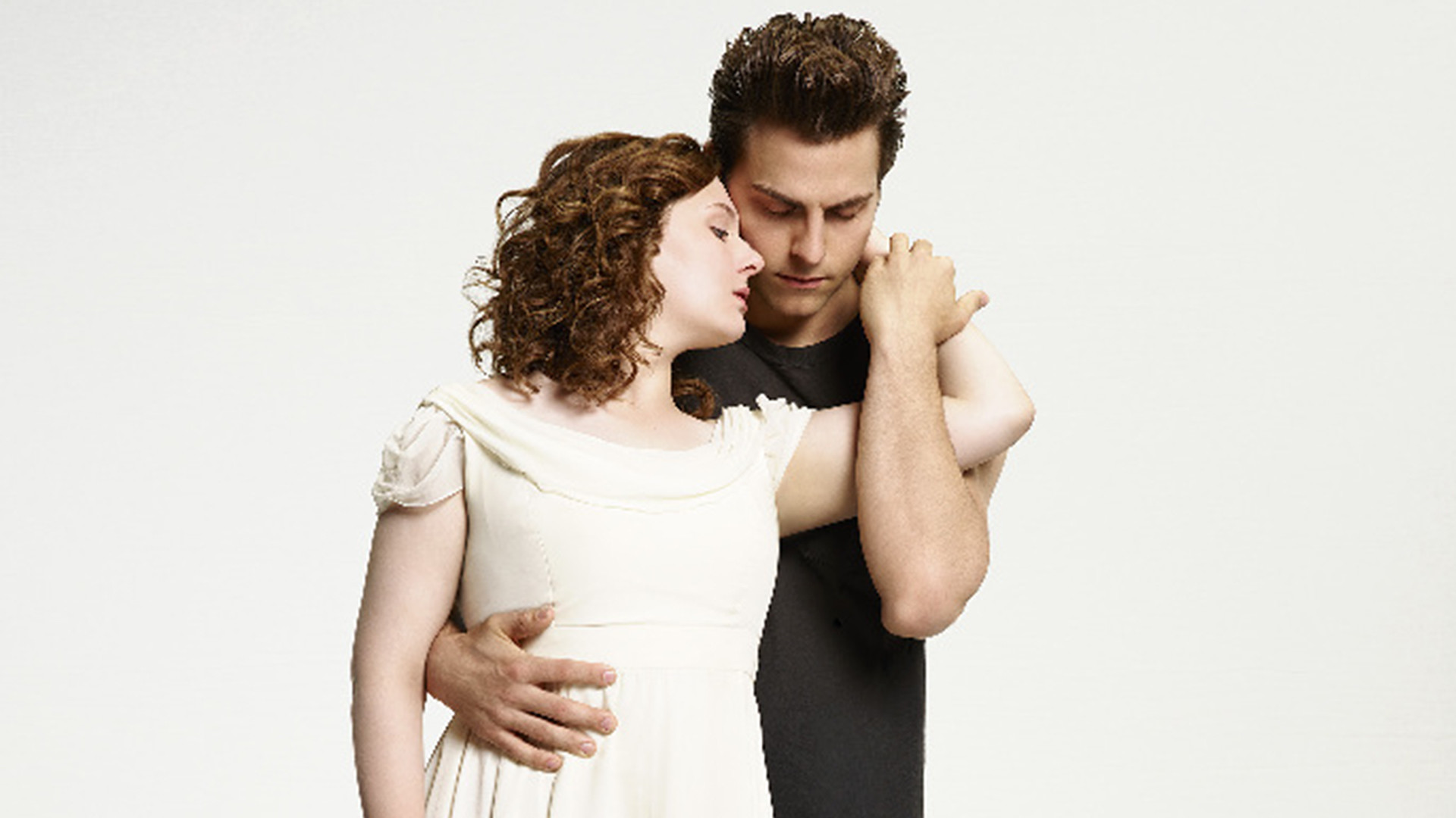 Res: 1920x1080, Baby and Johnny are up close and adorable in first pics from 'Dirty Dancing'  remake - TODAY.com