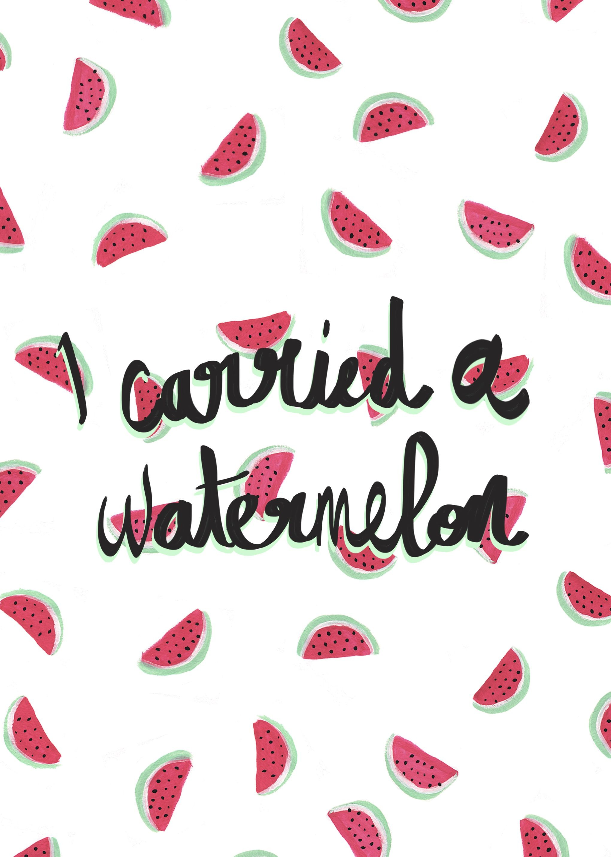 """Res: 2041x2863, """"I carried a watermelon"""" funniest dirty dancing quote! Totally relate to  this awkwardness"""