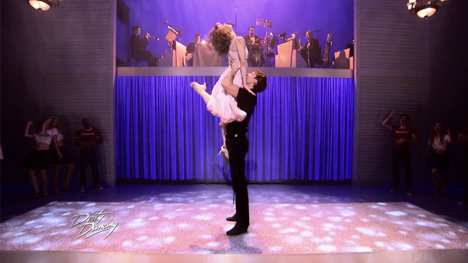 Res: 1920x1080, Dirty Dancing musical - The Dance and Music