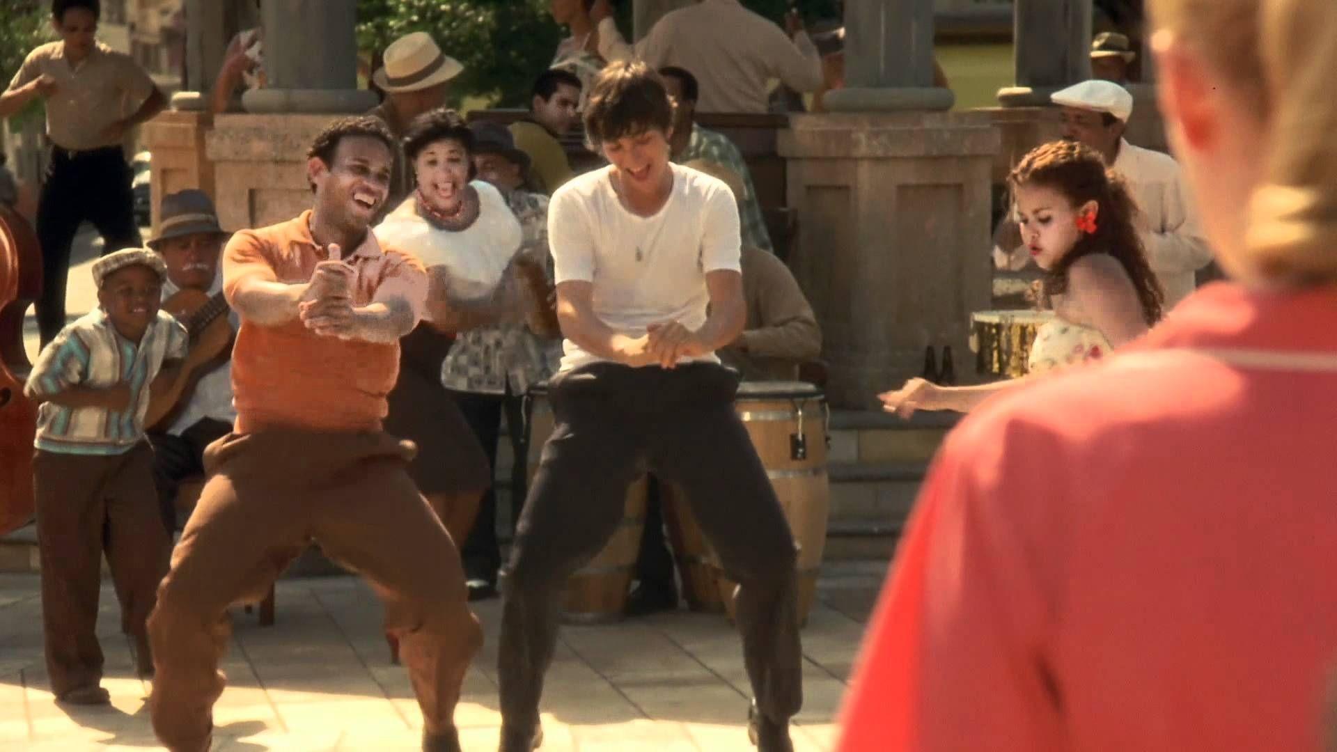 Res: 1920x1080, Dirty Dancing: Havana Nights - Trailer...Diego Luna! ;) (in white t-shirt)