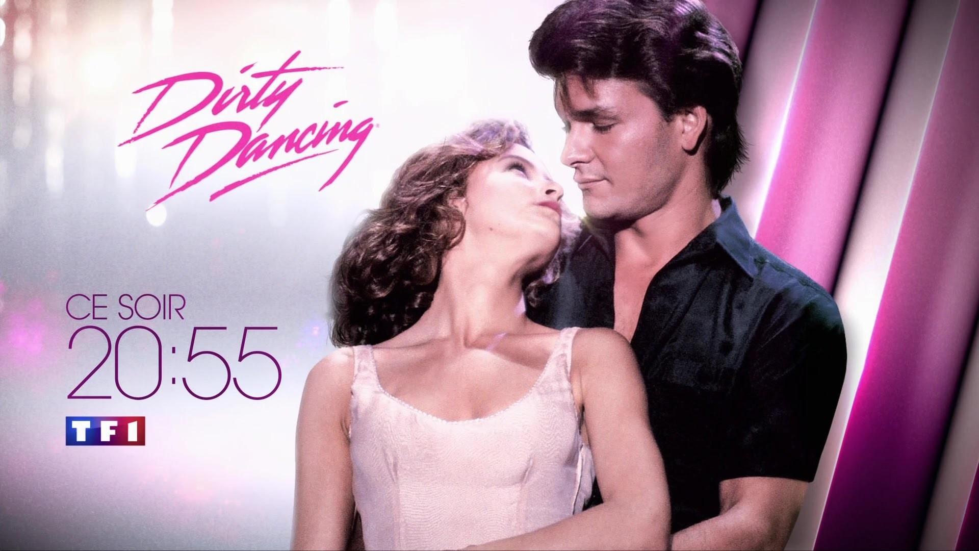 Res: 1920x1080, BA TF1 2016 Dirty Dancing avec Patrick Swayze de 1987 19 06 2016