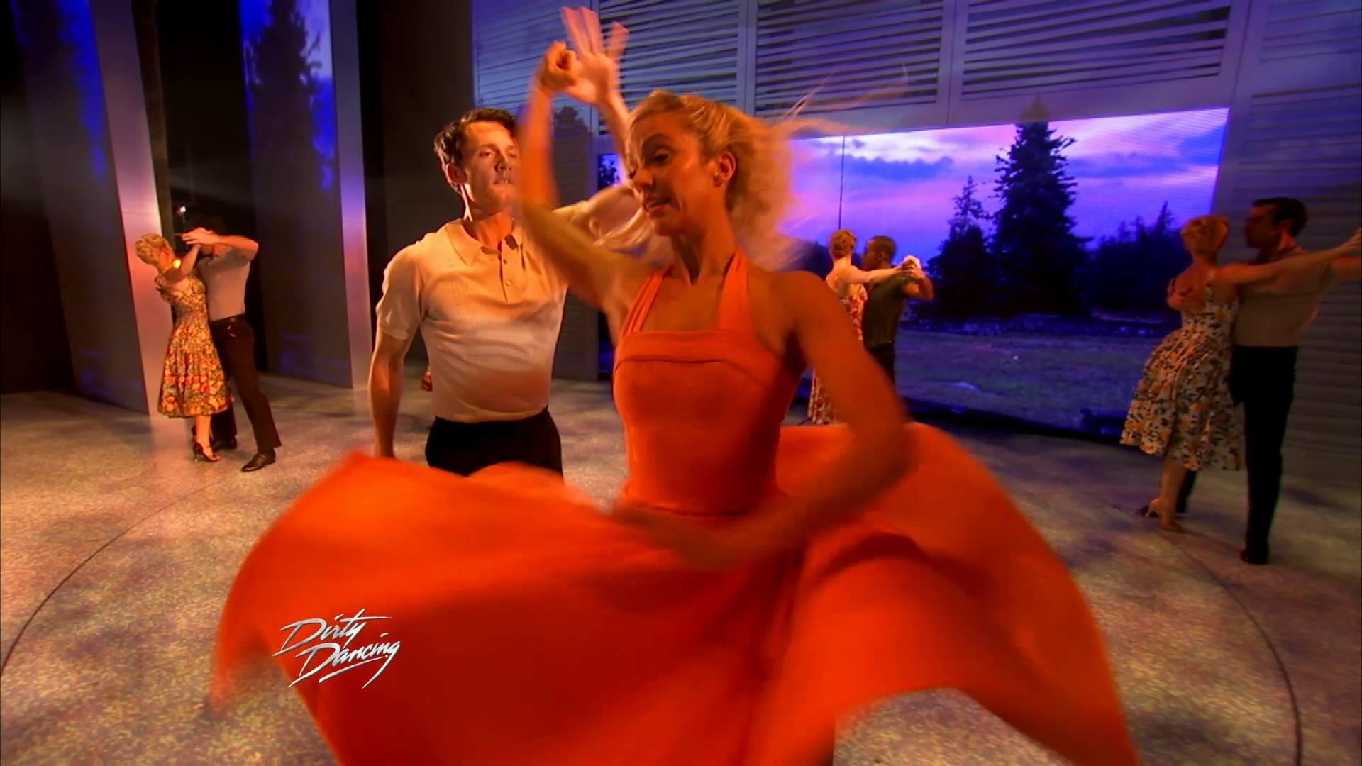 Res: 1920x1080, Dirty Dancing at Eccles Theater June 20-25, 2017