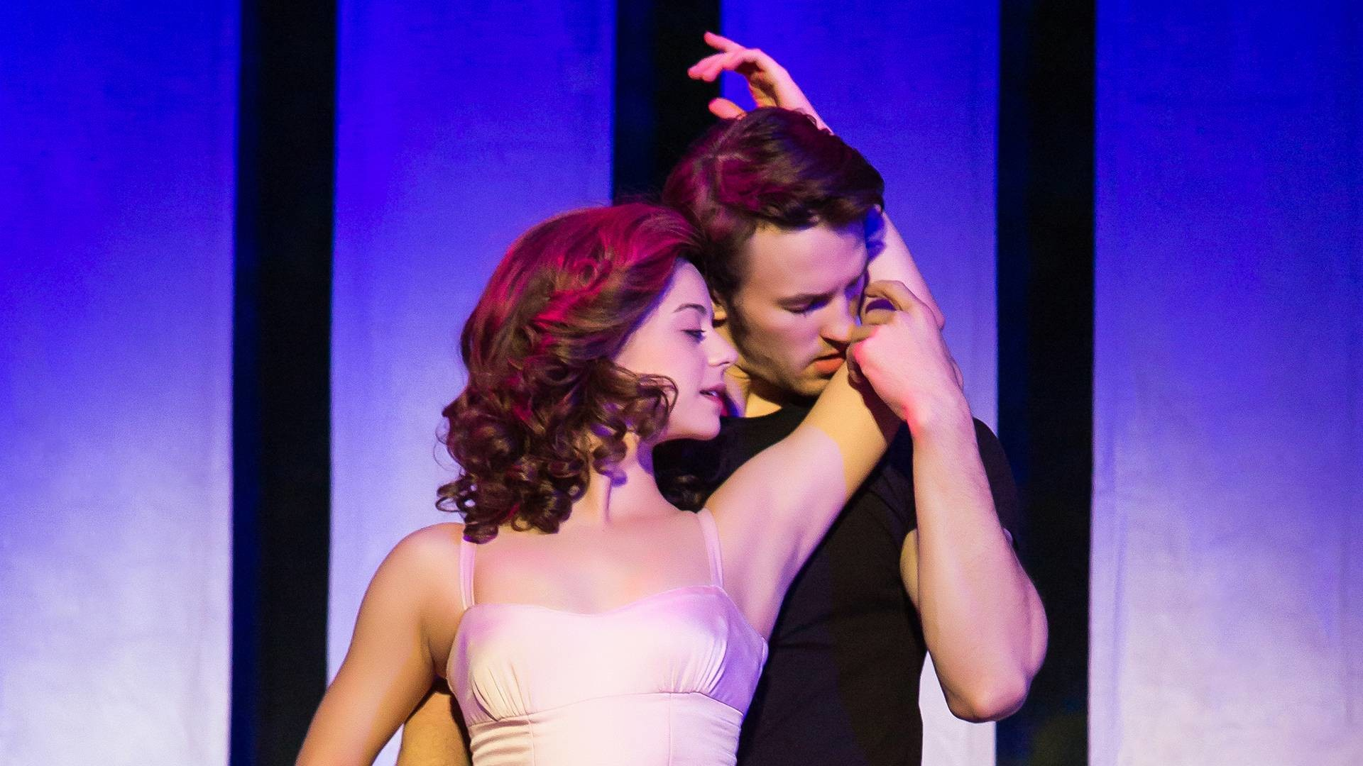 """Res: 1920x1080, Kayleigh Courts and Aaron Patrick Craven star in """"Dirty Dancing"""""""