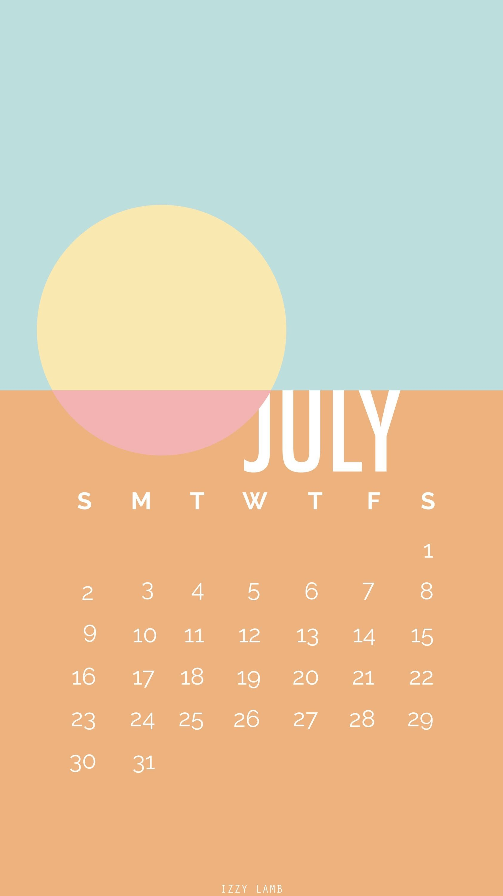 Res: 1686x3000, July 2017 Calender Iphone Wallpaper #july #calender #iphone #wallpaper  #iphonebackground #iphonewallpaper