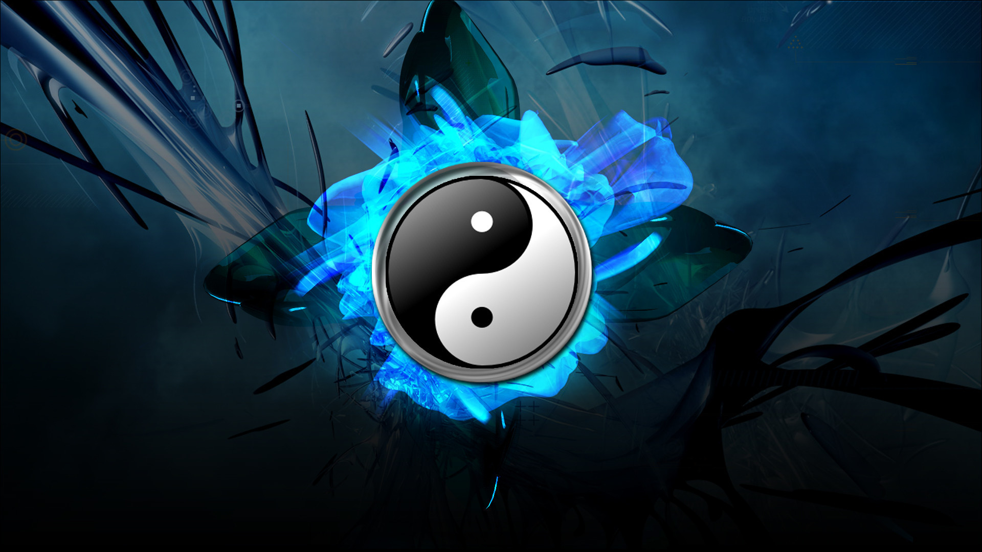 Res: 1920x1080, Amazing Yin Yang Dragon Pictures