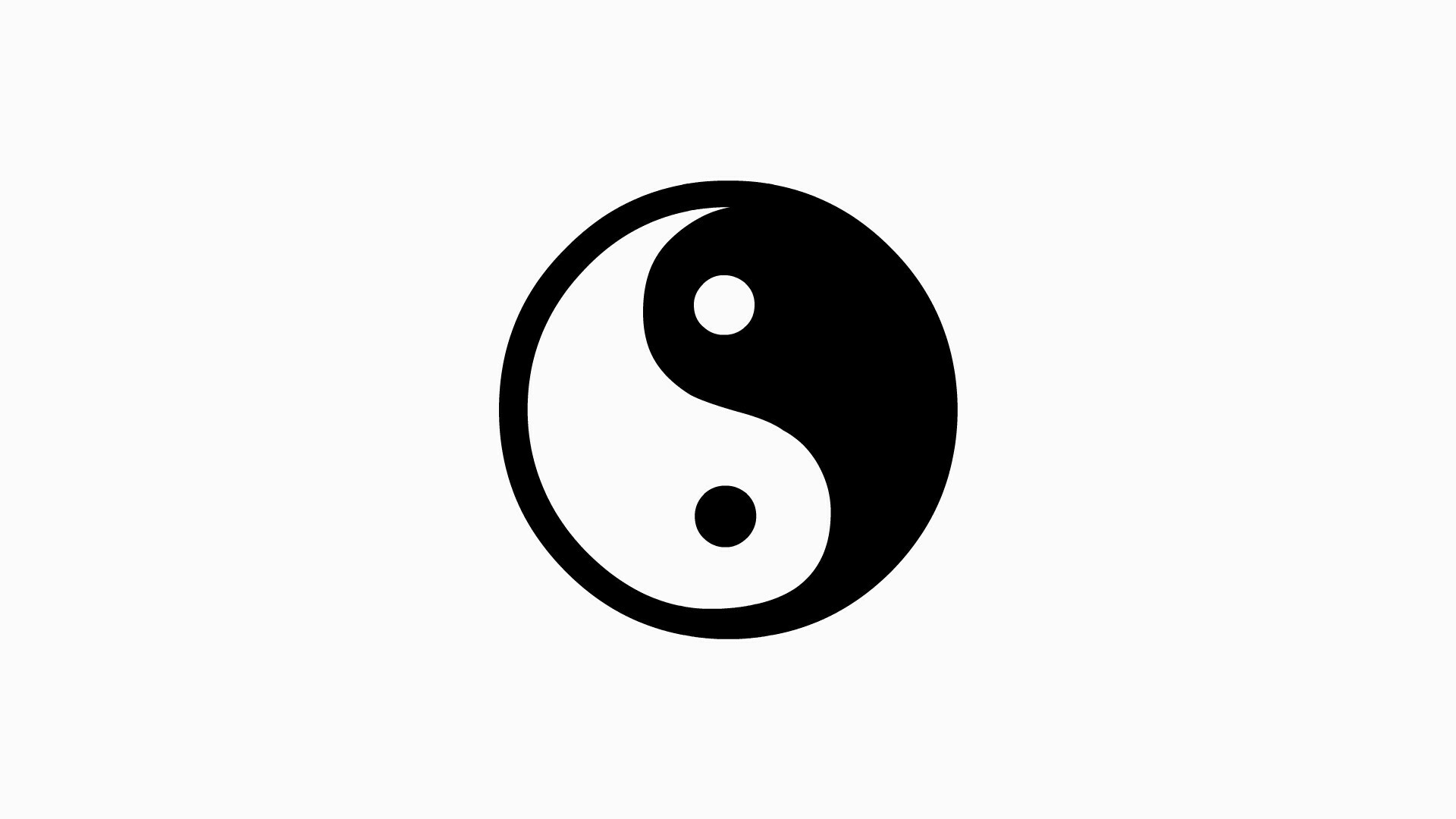 Res: 1920x1080, Yin Yang Symbol Wallpaper | Wallpaper Studio 10 | Tens of thousands HD and  UltraHD wallpapers for Android, Windows and Xbox
