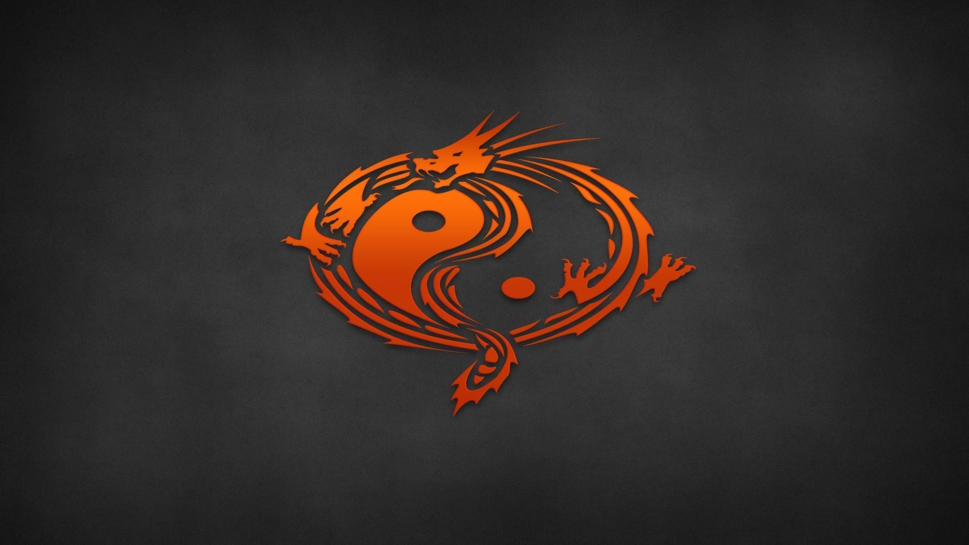 Res: 1920x1080, Ying Yang HD Desktop Wallpapers for Widescreen, High Definition .