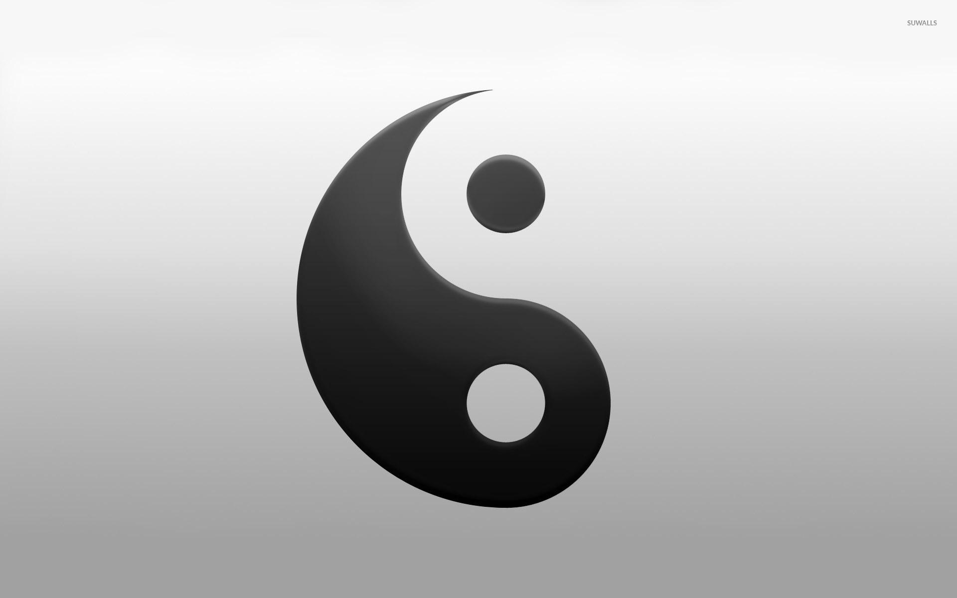 Res: 1920x1200, Yin and yang [2] wallpaper