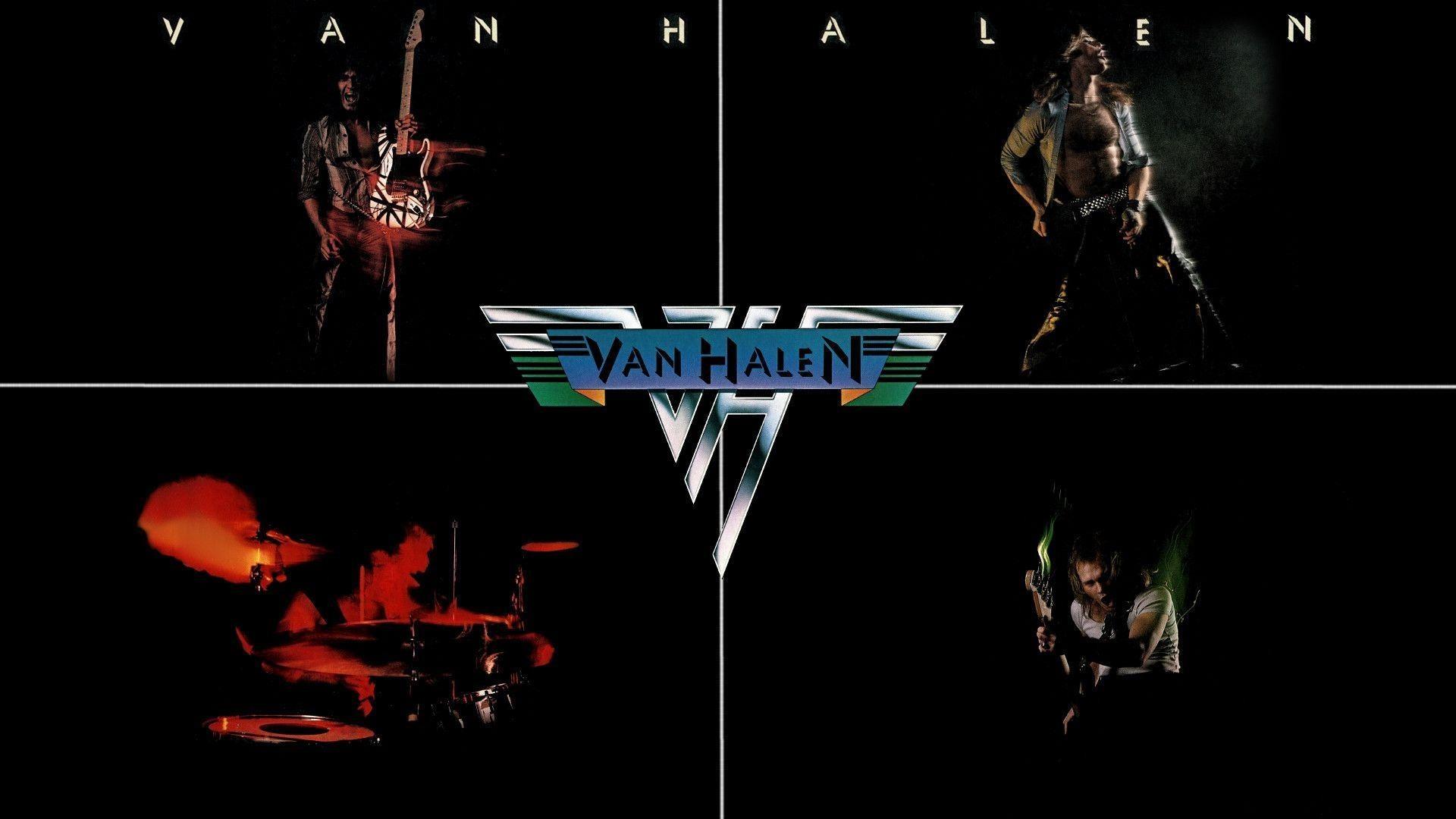 Res: 1920x1080, Van Halen Wallpapers