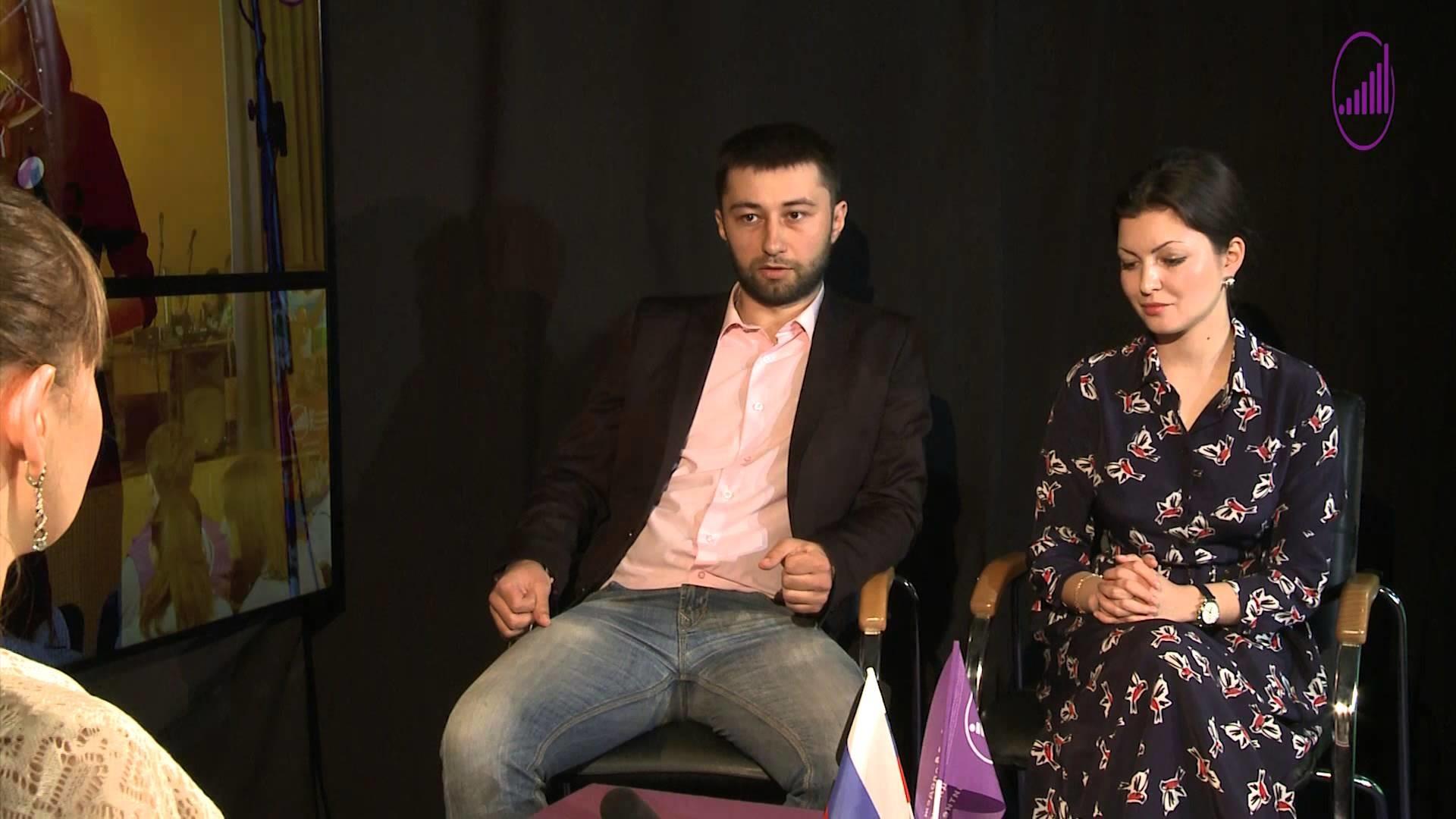 Res: 1920x1080, Диалоговая Студия. Гости: Ахмат Аппаков и Наталья Рудакова