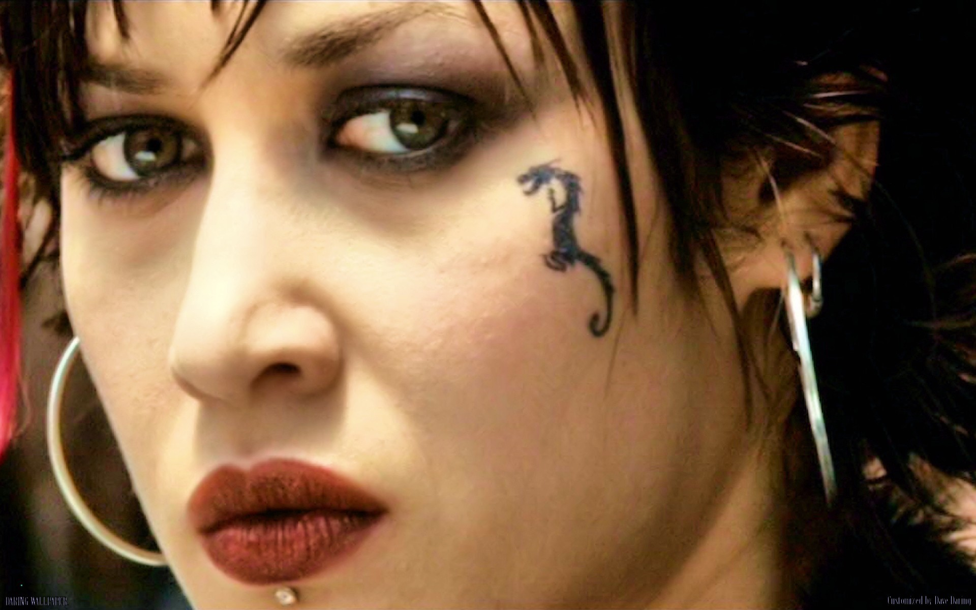 Res: 1920x1200, Gallery of Transporter 3 Girl Tattoo Riveting