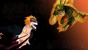 Naruto Bleach wallpapers