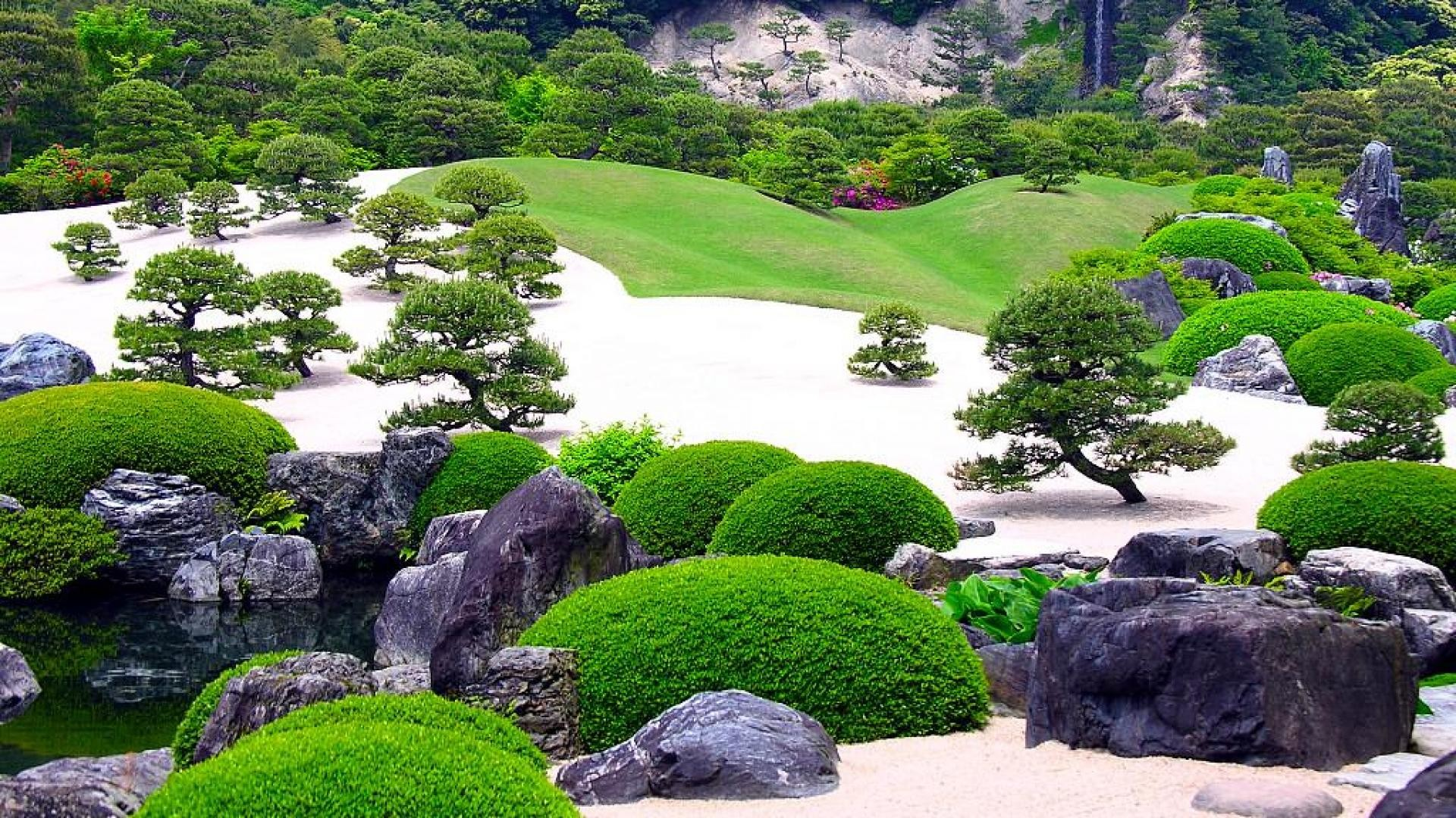 Res: 1920x1080, Japanese Garden Wallpapers 12 - 1920 X 1080