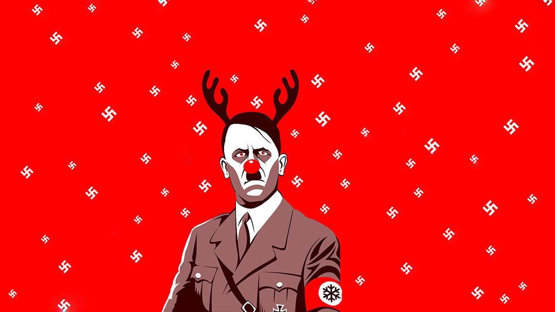 Res: 1920x1080, Rudolph Hitler wallpaper • meh.ro