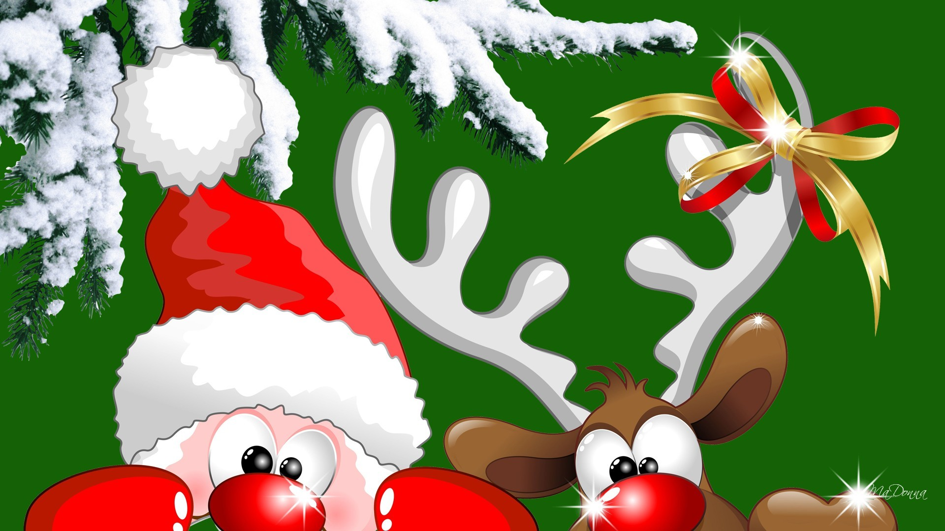 Res: 1920x1080, Rudolph Wallpapers Free Download by Csaba Muggach