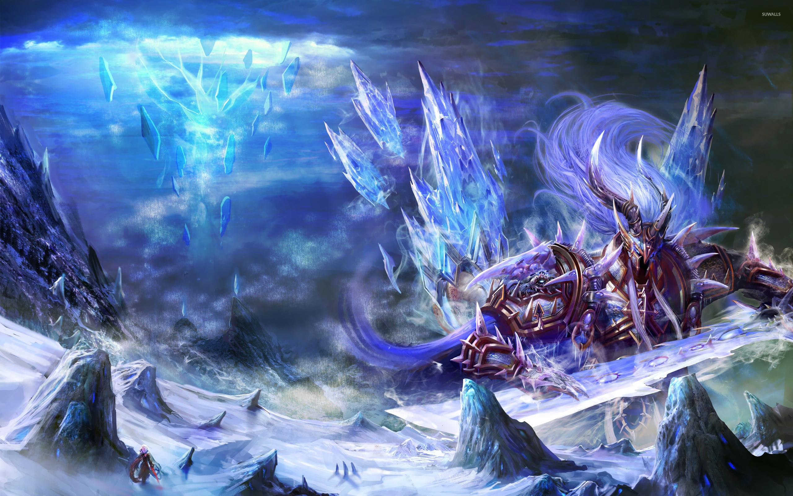 Res: 2560x1600, Ice king wallpaper  jpg