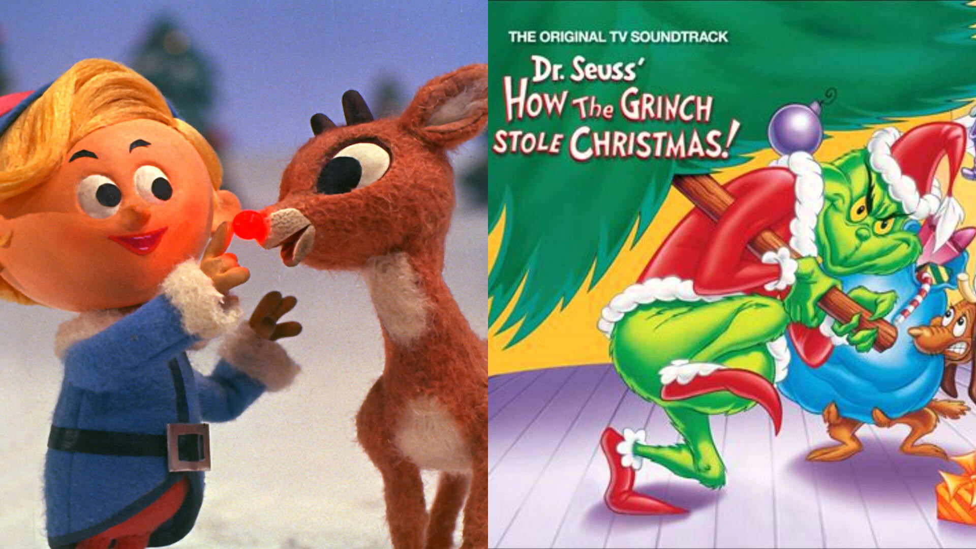 Res: 1920x1080, BPL Double Feature: Rudolph and The Grinch