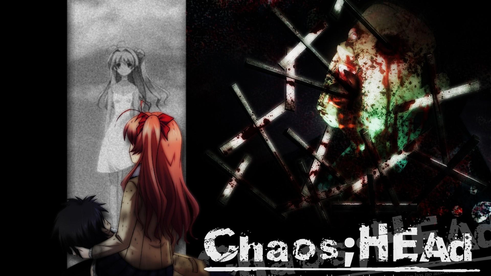 Res: 1920x1080, Chaos;Head,