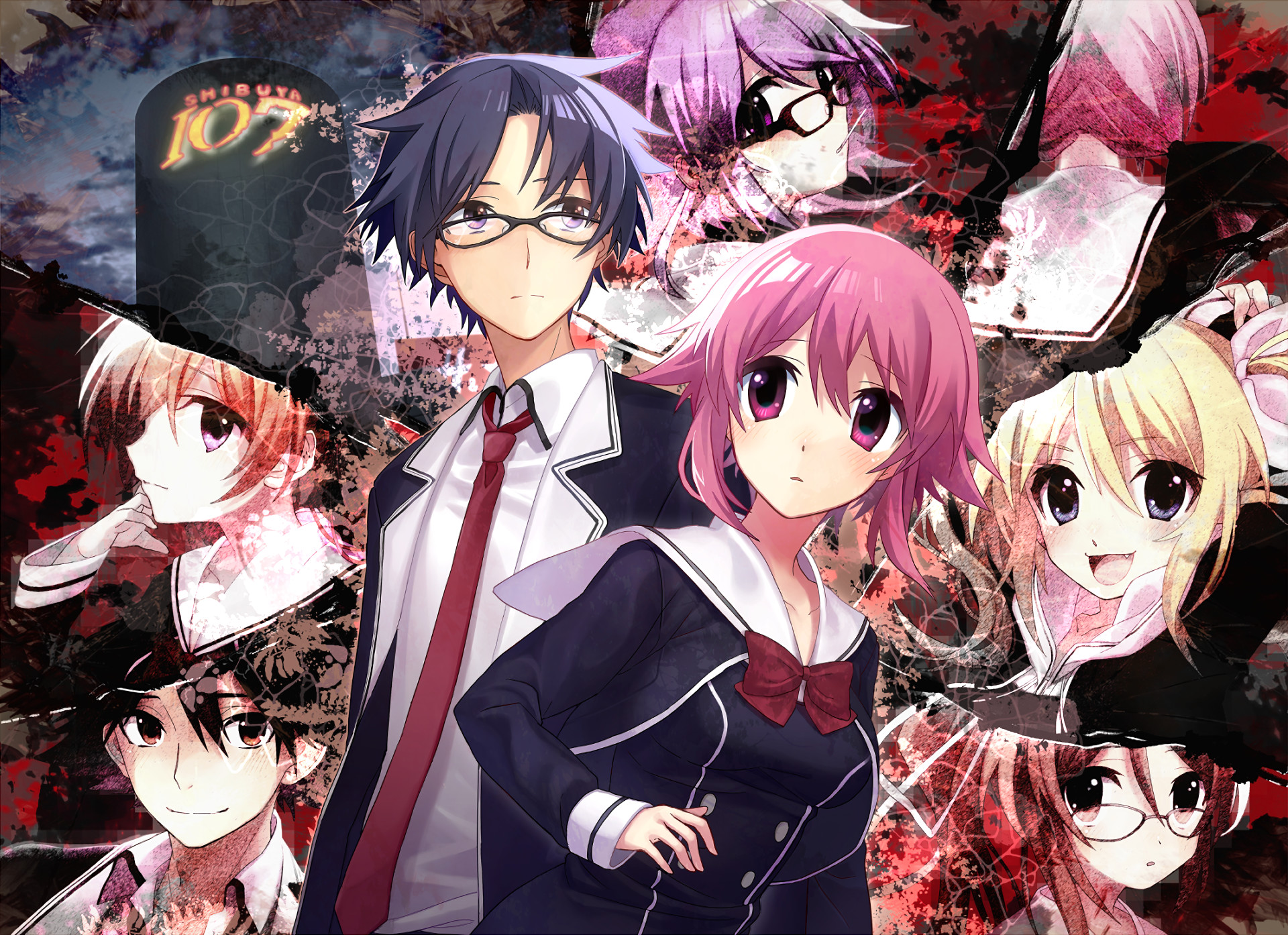 Res: 1920x1394, ChaoS;Child Wallpaper