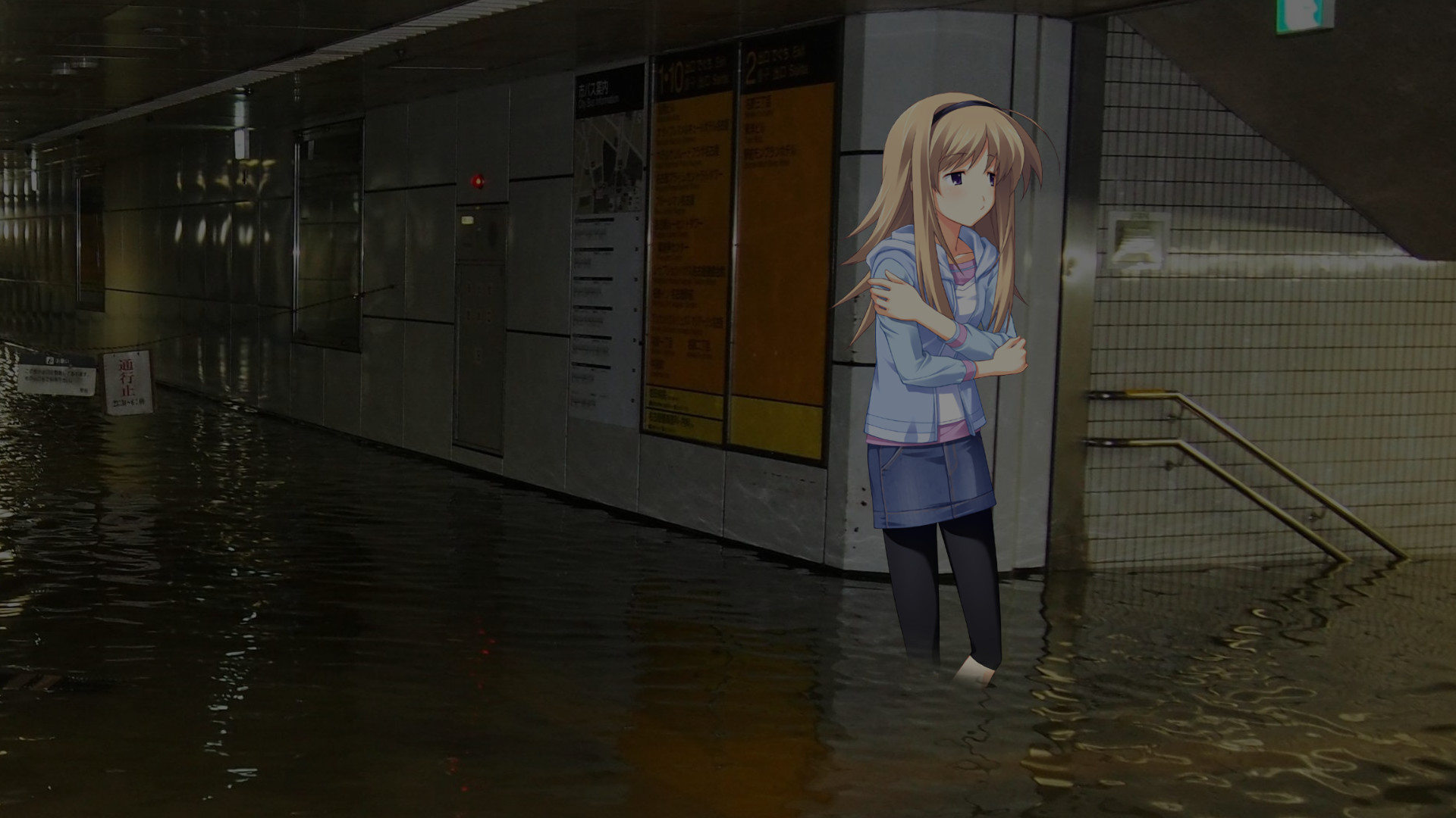 Res: 1920x1080, water-station-[CHAOS;HEAD ]-Nishijou-Nanami-1920×1080-Need-iPhone-S-Plus-Backgr-wallpaper-wp3801661