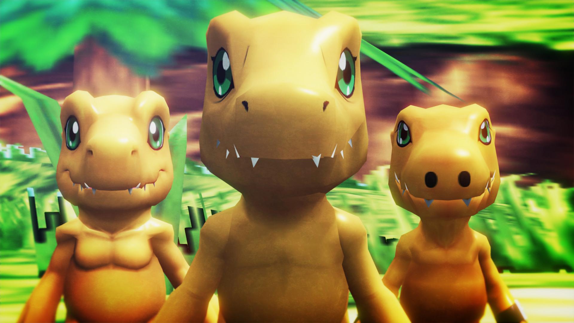 Res: 1920x1080, ... Classic Agumon (Digimon Masters) Overhaul by GuilTronPrime