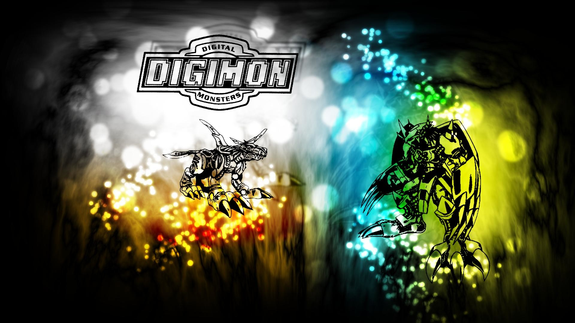 Res: 1920x1080, Digimon Wallpapers - Wallpaper Cave
