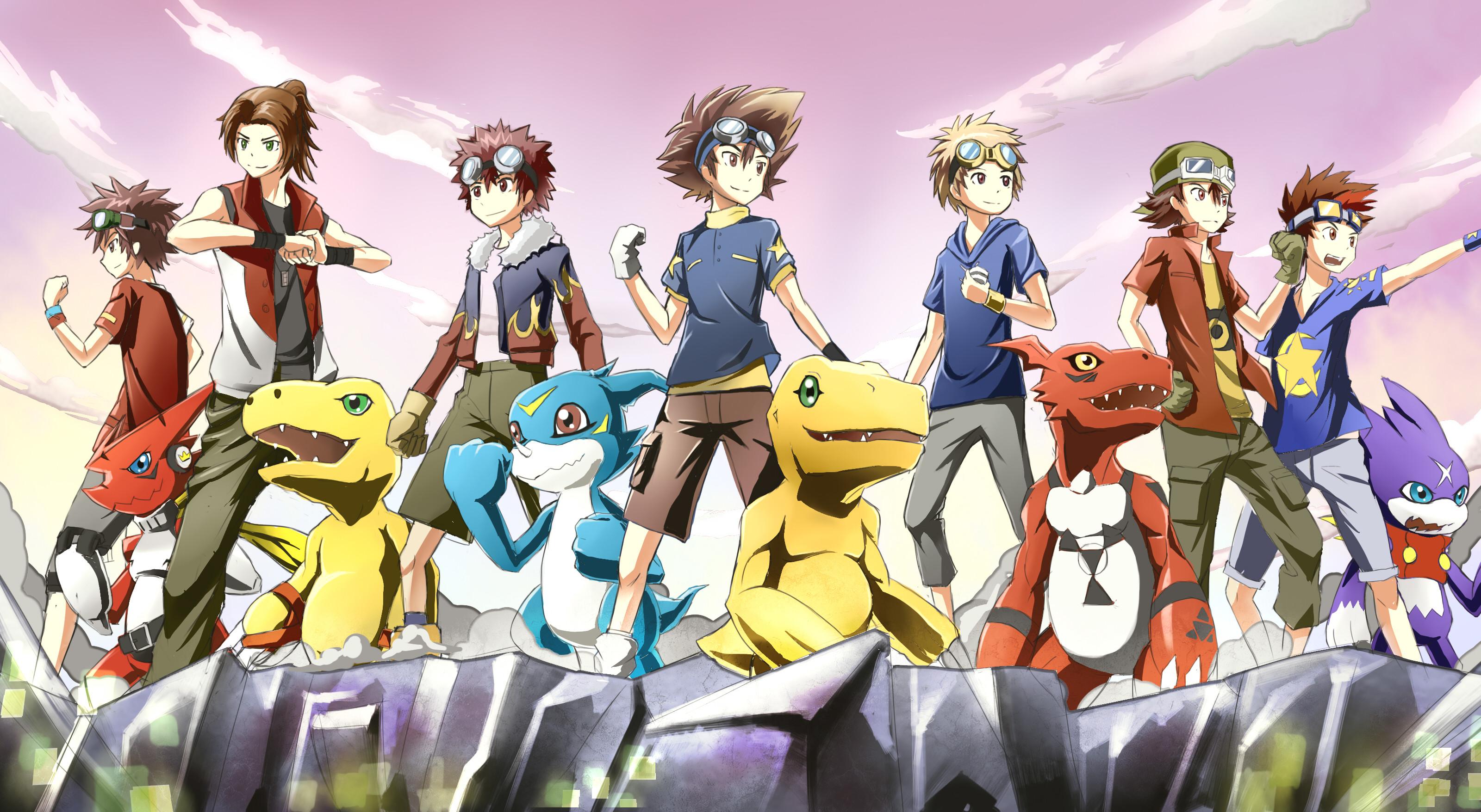 Res: 3200x1756, View Fullsize Digimon Adventure Image