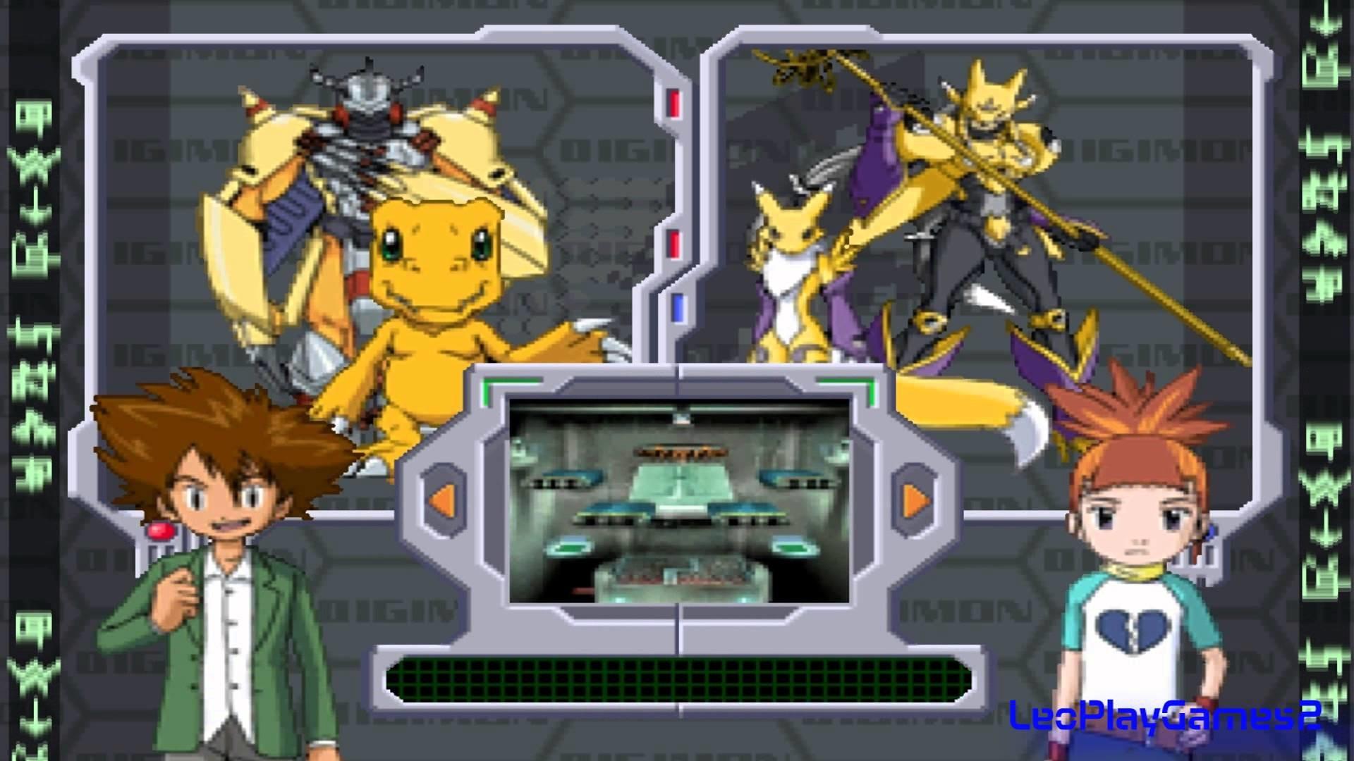 Res: 1920x1080, Digimon Rumble Arena Fight #1 Agumon Vs Renamon [PS1] 【Full HD】 - YouTube