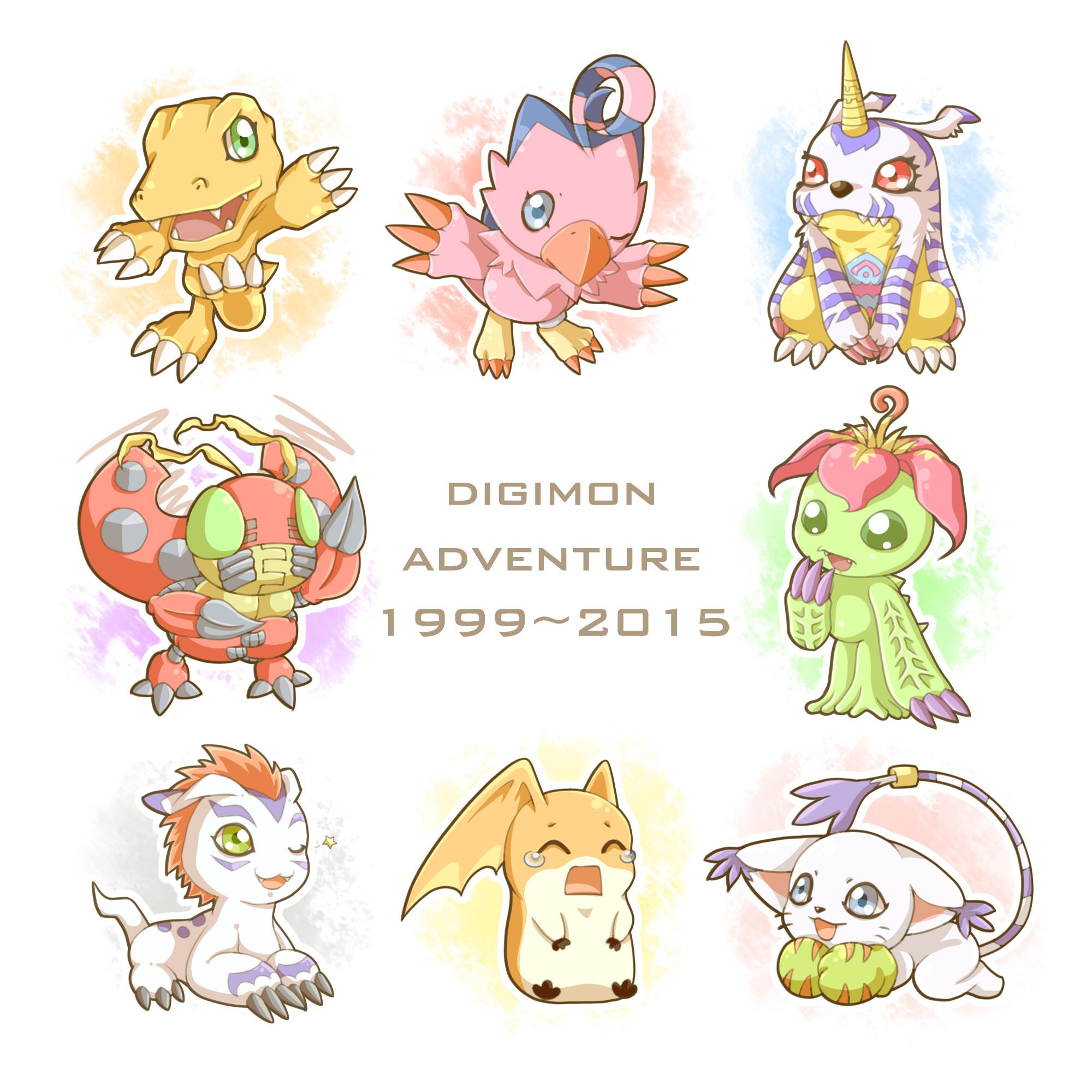 Res: 2000x2000, Digimon Adventure · download Digimon Adventure image