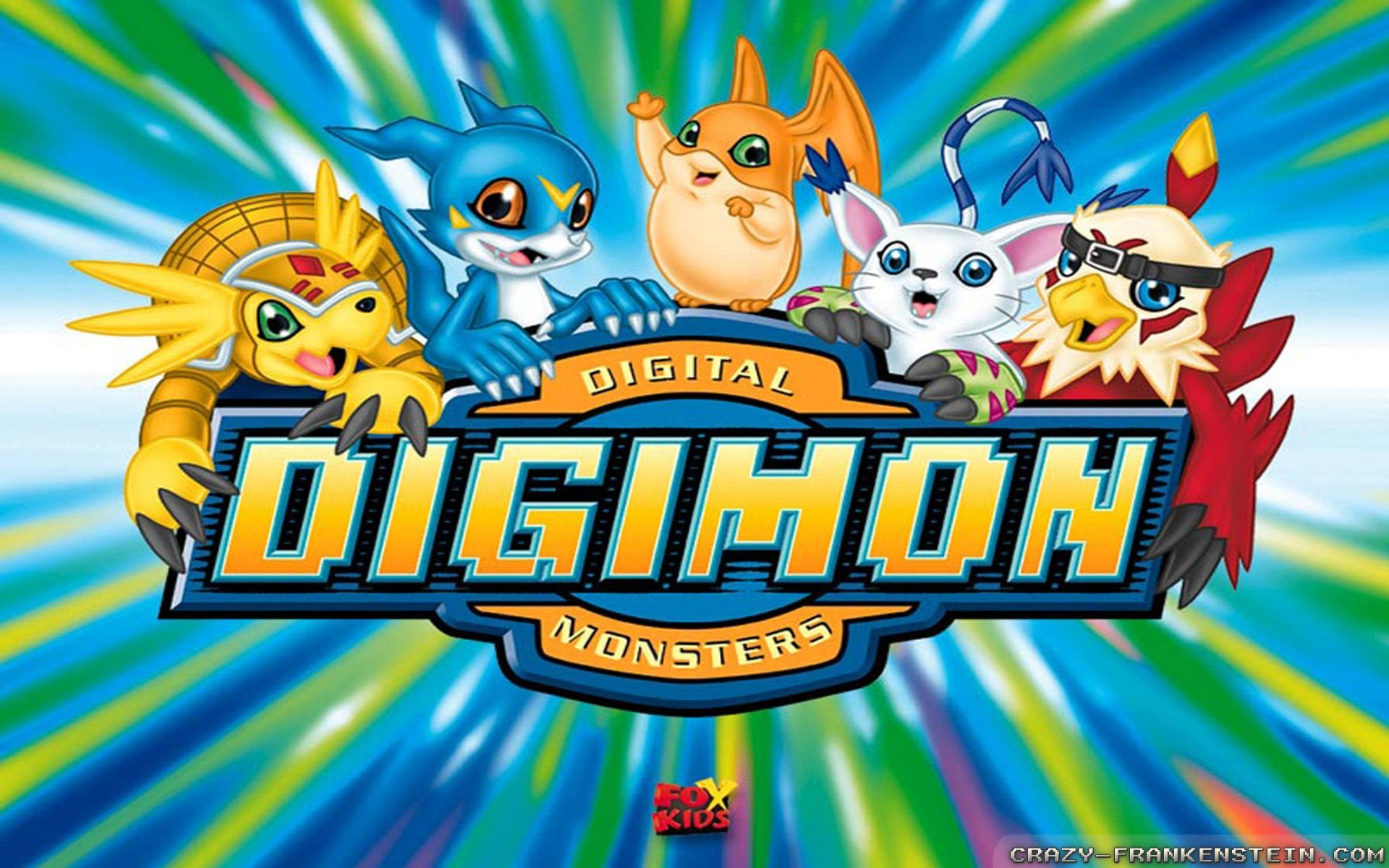 Res: 1920x1200, Digimon Wallpapers Wallpaper