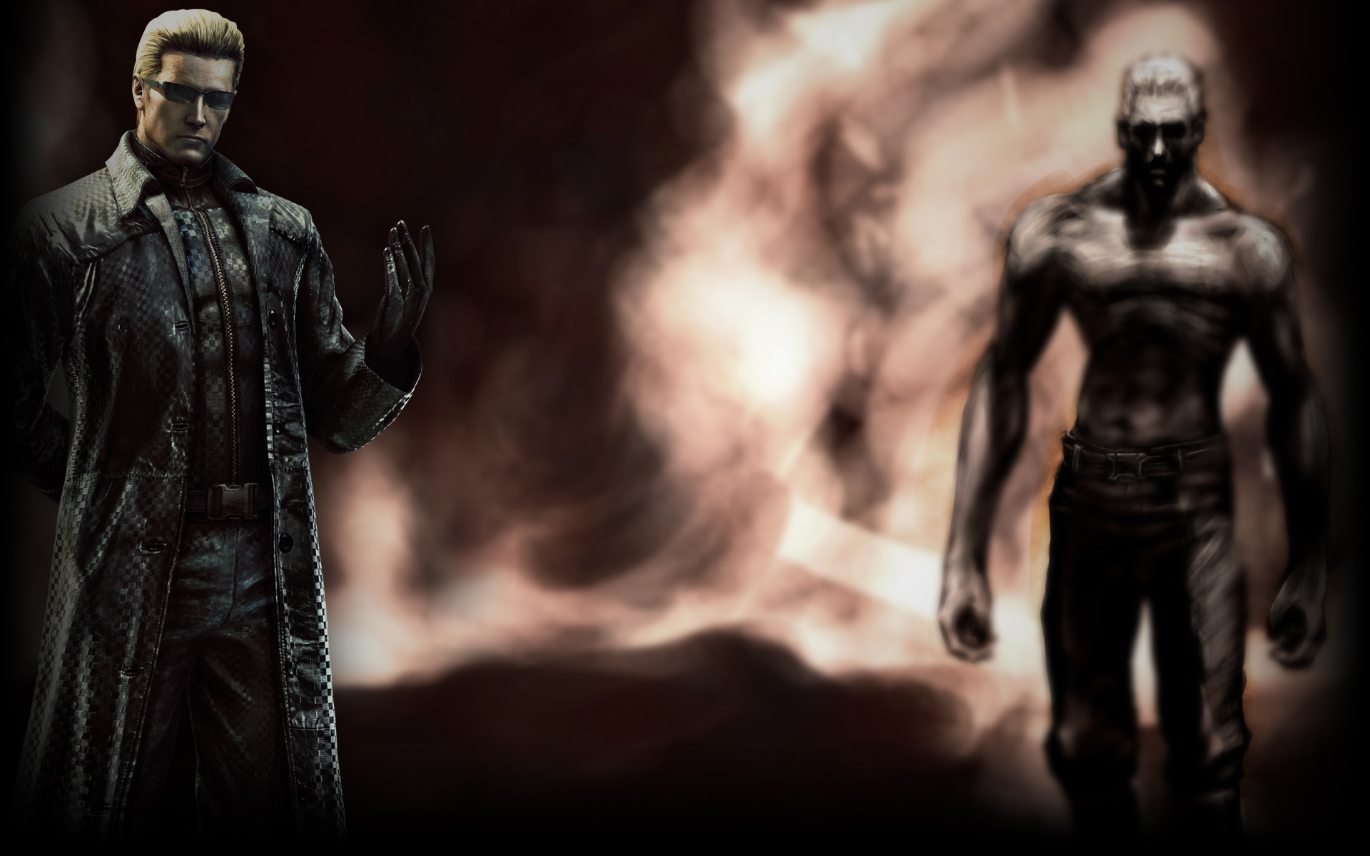 Res: 1920x1200, Resident Evil 5 images Albert Wesker HD wallpaper and background photos