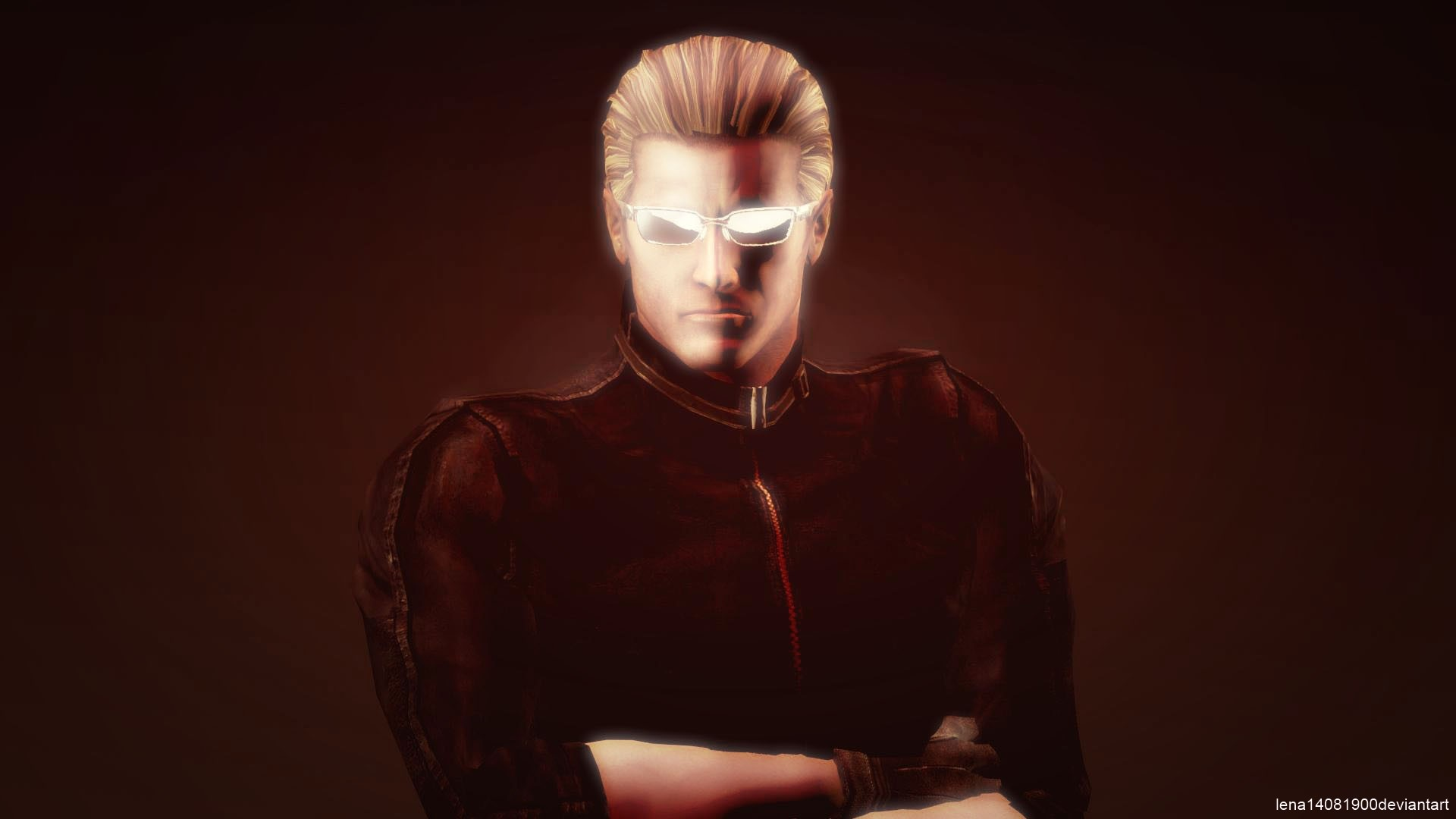 Res: 1920x1080, Albert Wesker Wallpaper by WolfShadow14081990 Albert Wesker Wallpaper by  WolfShadow14081990