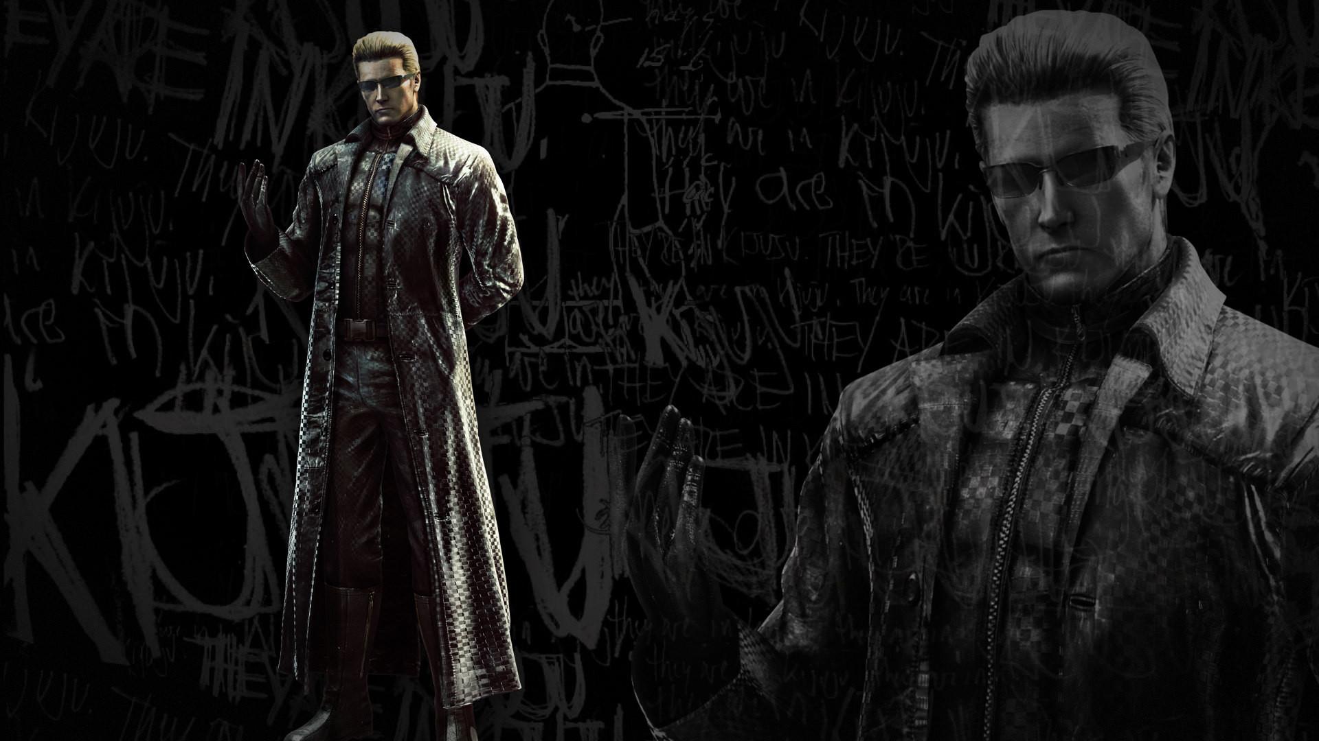 Res: 1920x1080, Resident Evil 5 Biohazard 5 Artwork 9.png