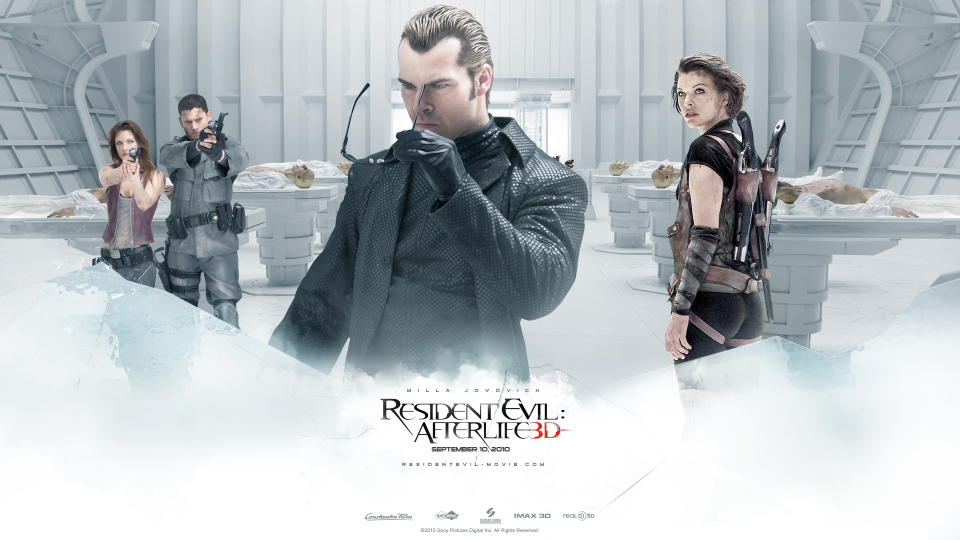 Res: 1920x1080, ... Resident Evil Afterlife by Meioh-Sama