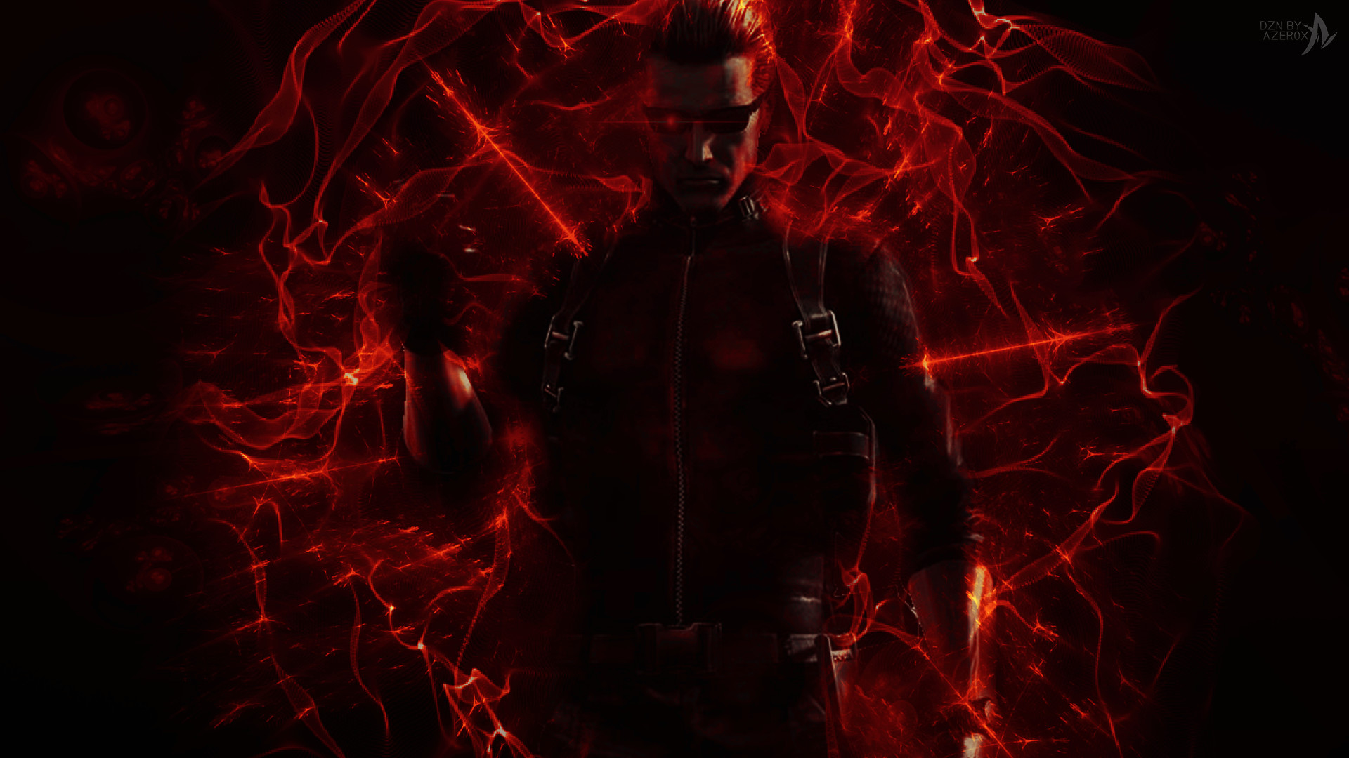 Res: 1920x1080, ... ALBERT WESKER (RESIDENT EVIL) by Azer0xHD
