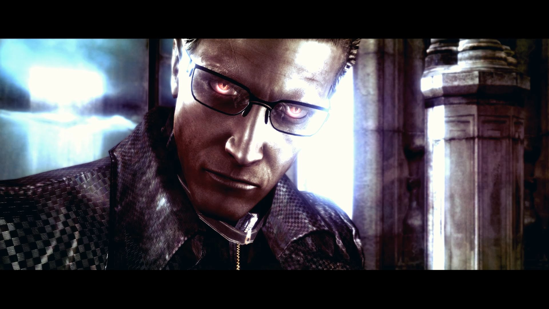 Res: 1920x1080, Resident Evil 5 Lost in Nightmares Wesker Fight