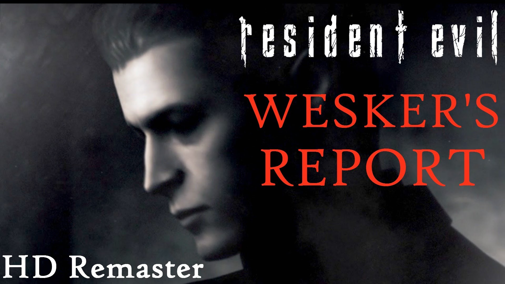Res: 1920x1080, Resident Evil HD Remaster - Full Wesker's Report [1080p HD]