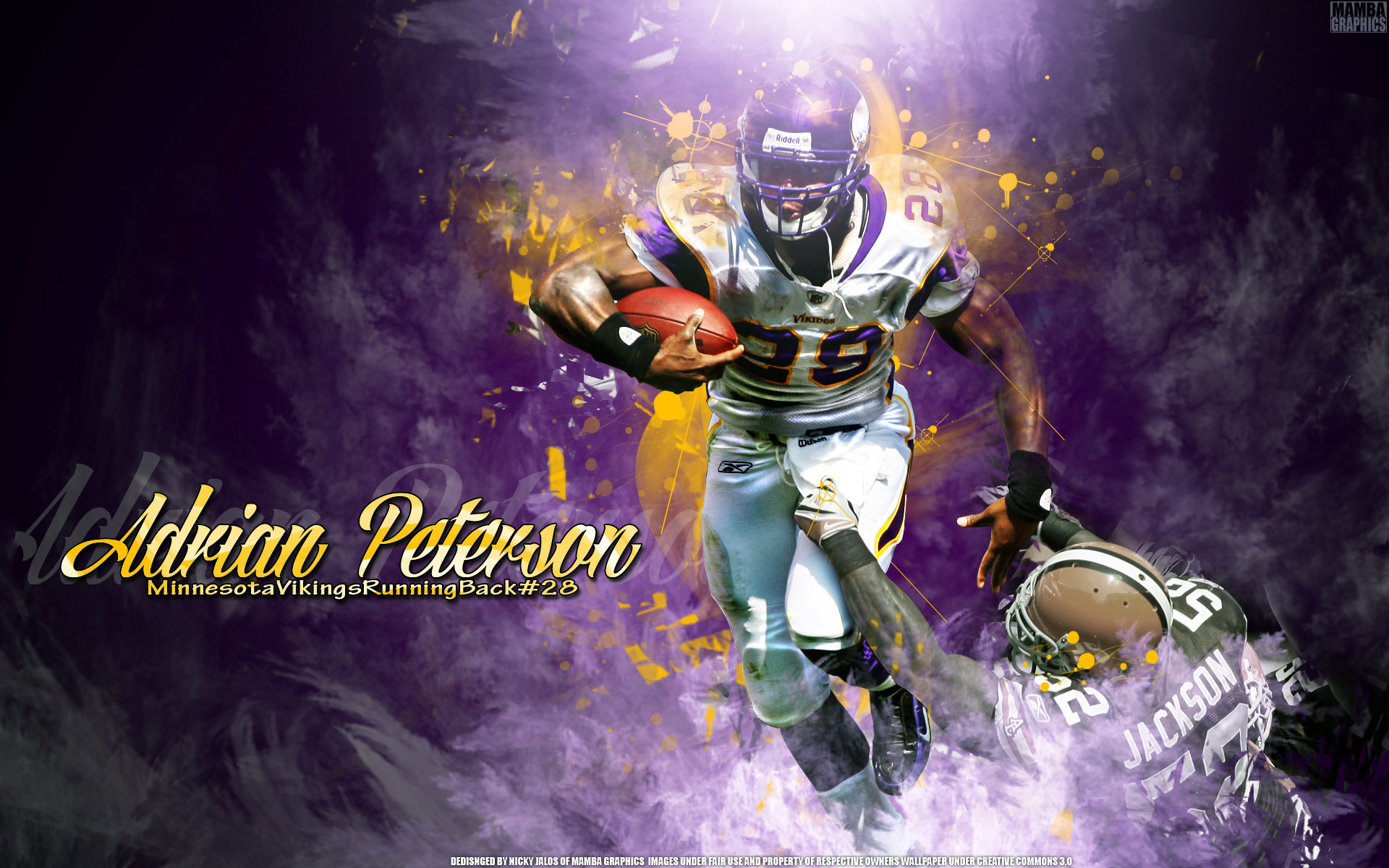 Res: 1920x1200, Adrian Peterson Wallpapers