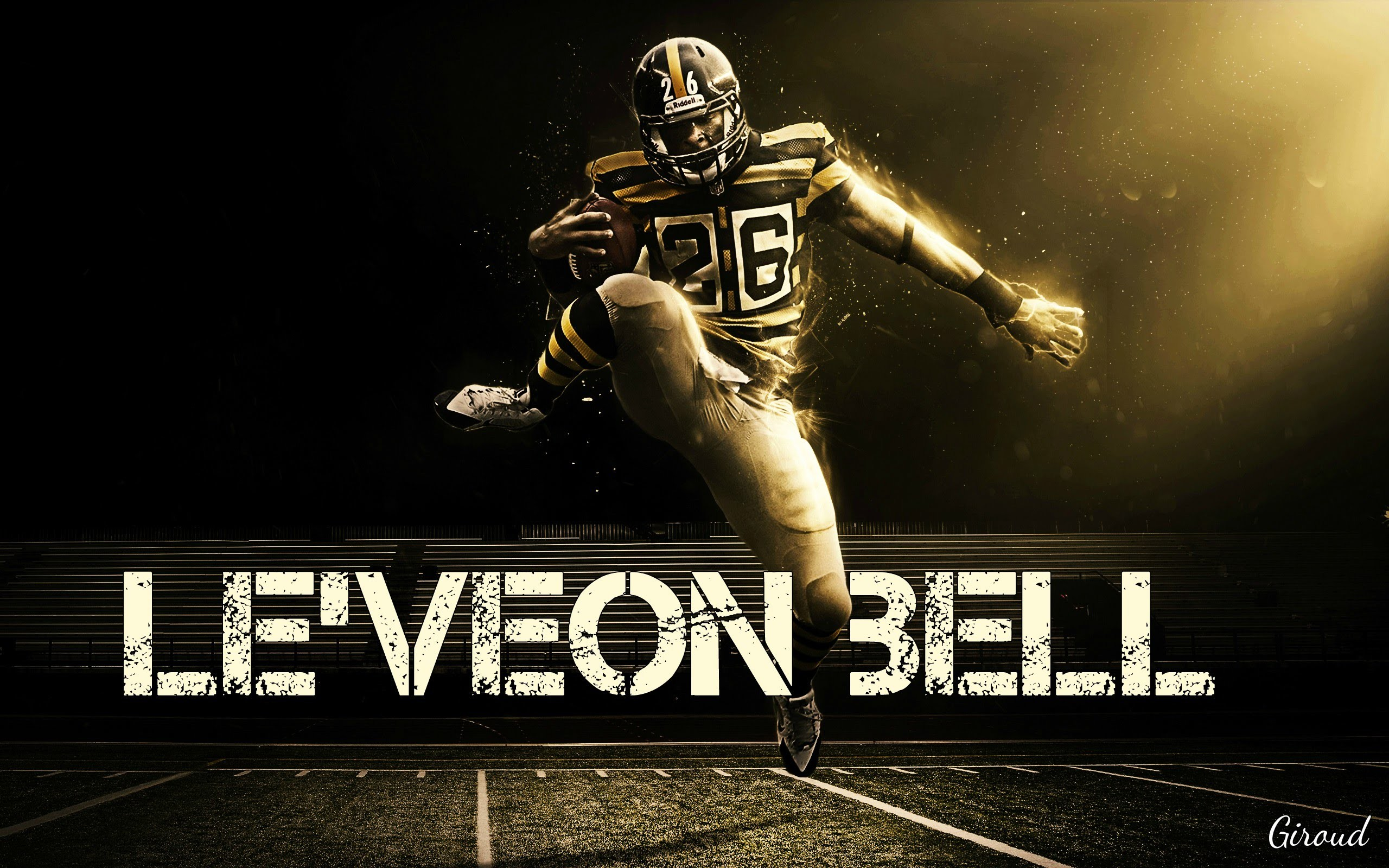 Res: 2560x1600, Image result for leveon bell poster free use