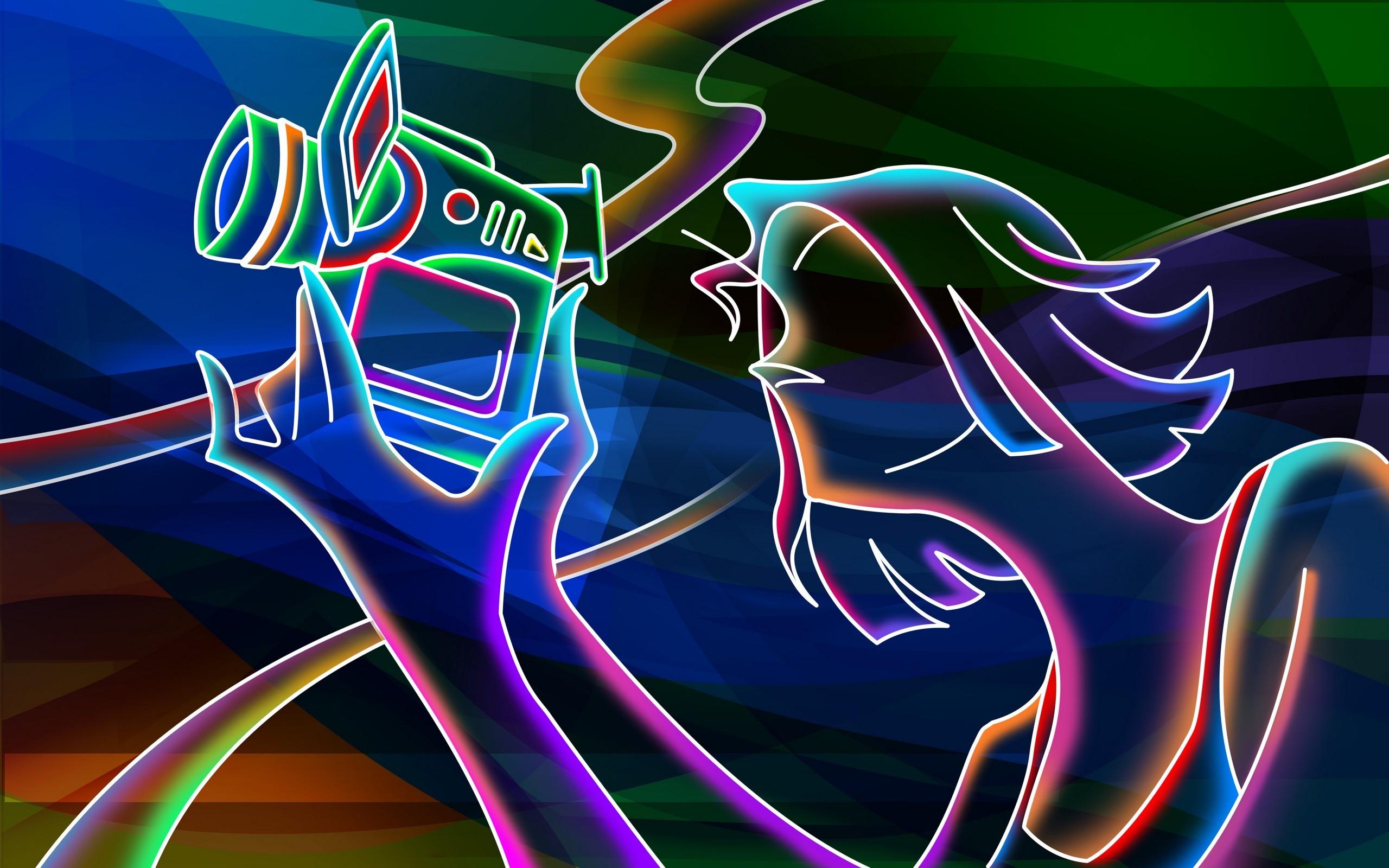 Res: 2560x1600, Neon wallpapers HD backgrounds desktop.